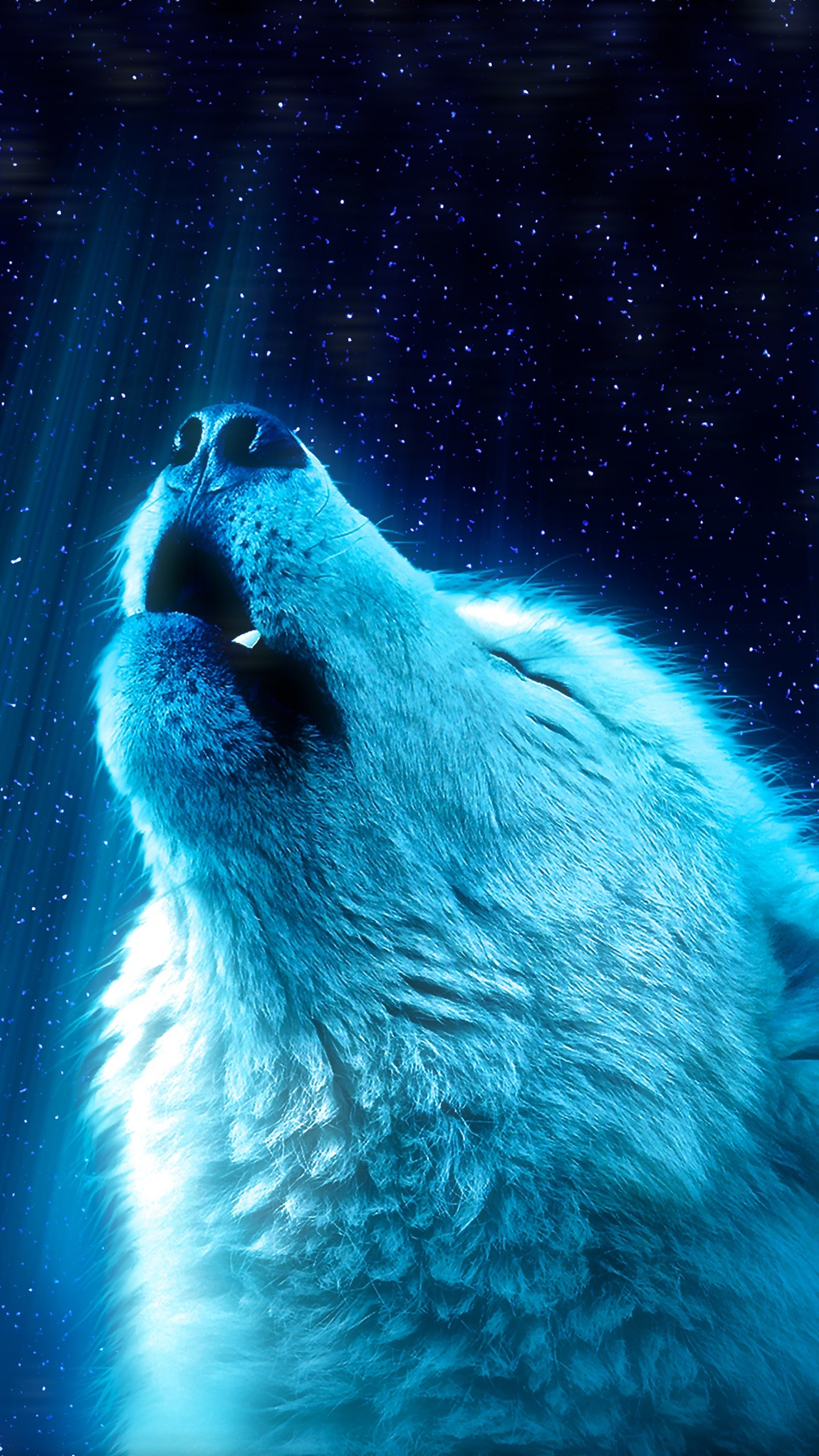 Wolf Wallpaper 8k Phone - 1440x2560 ...