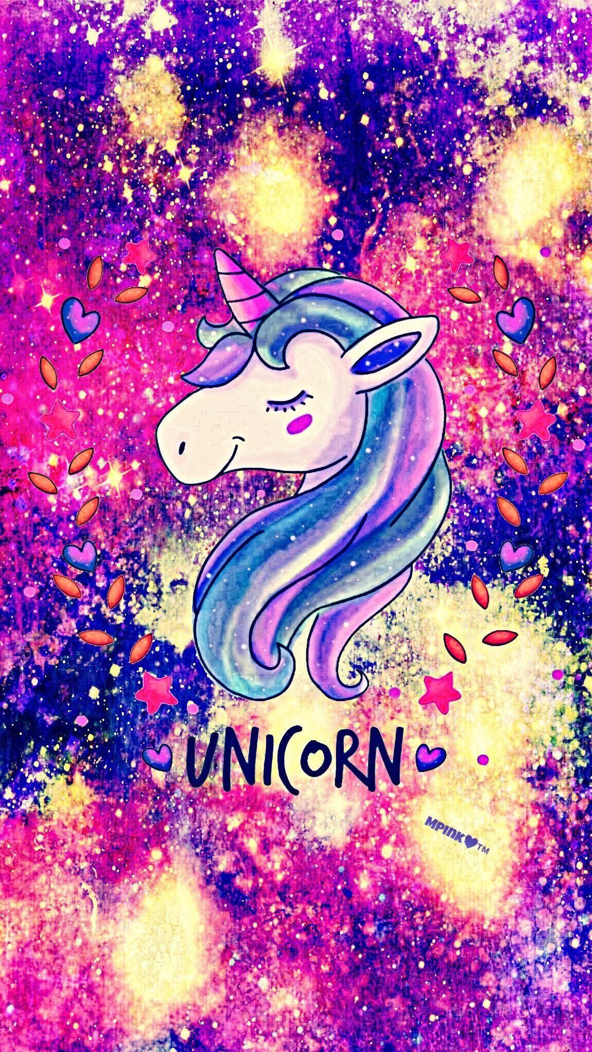 Cute Unicorn Teen Wallpapers For Teenagers Girls And Unicorn Galaxy Wallpaper Iphone 576x1024 Download Hd Wallpaper Wallpapertip