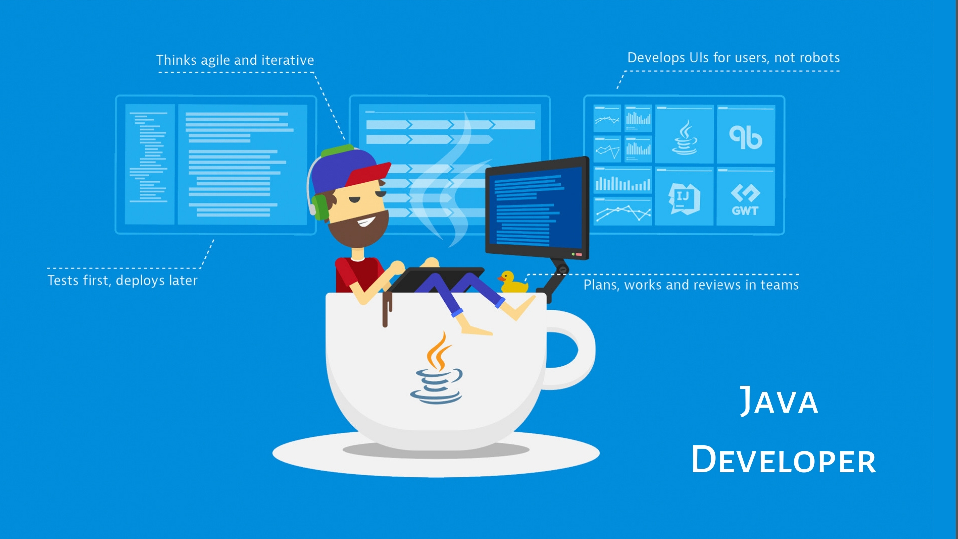 Java Dev - 1920x1080 - Download HD ...
