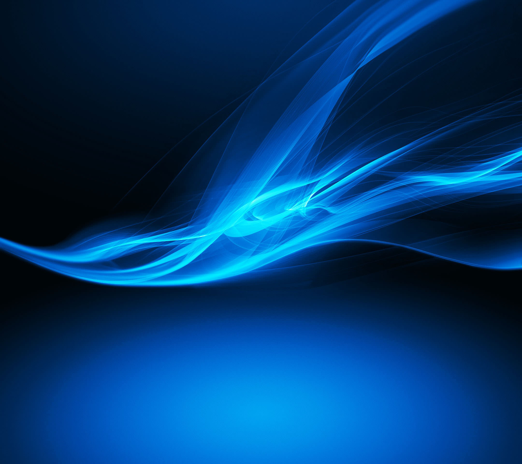 Sony Xperia Z Wallpaper Blue 2160x19 Download Hd Wallpaper Wallpapertip