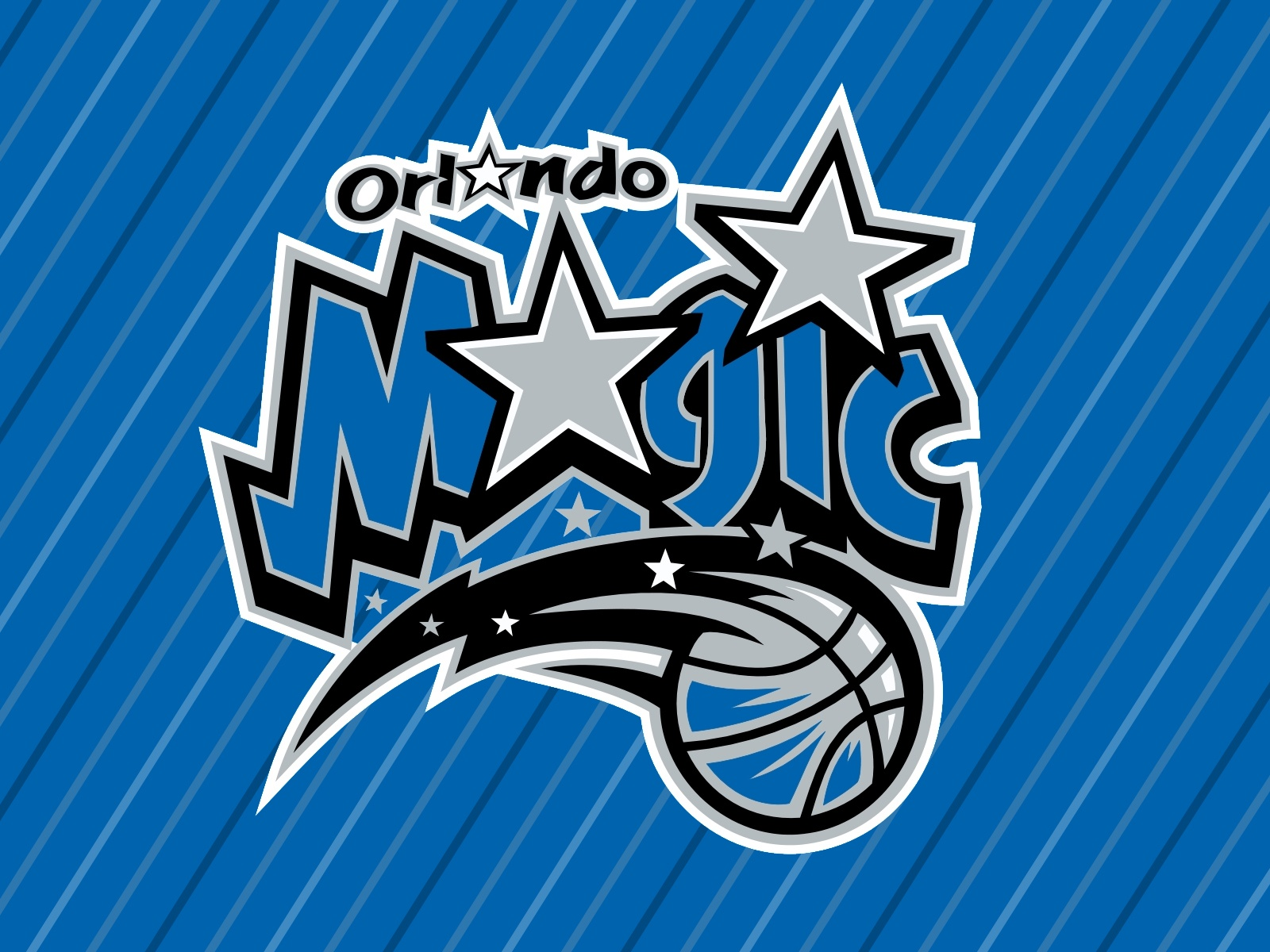 Orlando Magic Wallpaper - Orlando Magic Logo - 1600x1200 - D