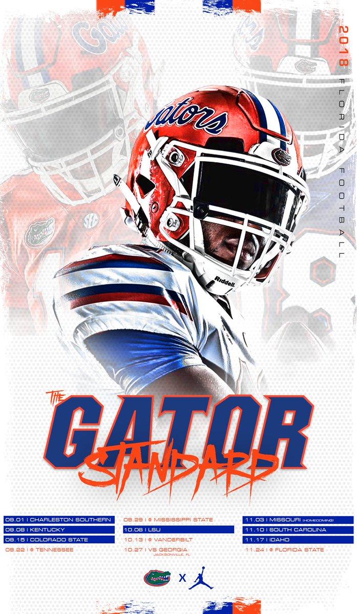 Florida Gators Football 697x1200 Download Hd Wallpaper Wallpapertip