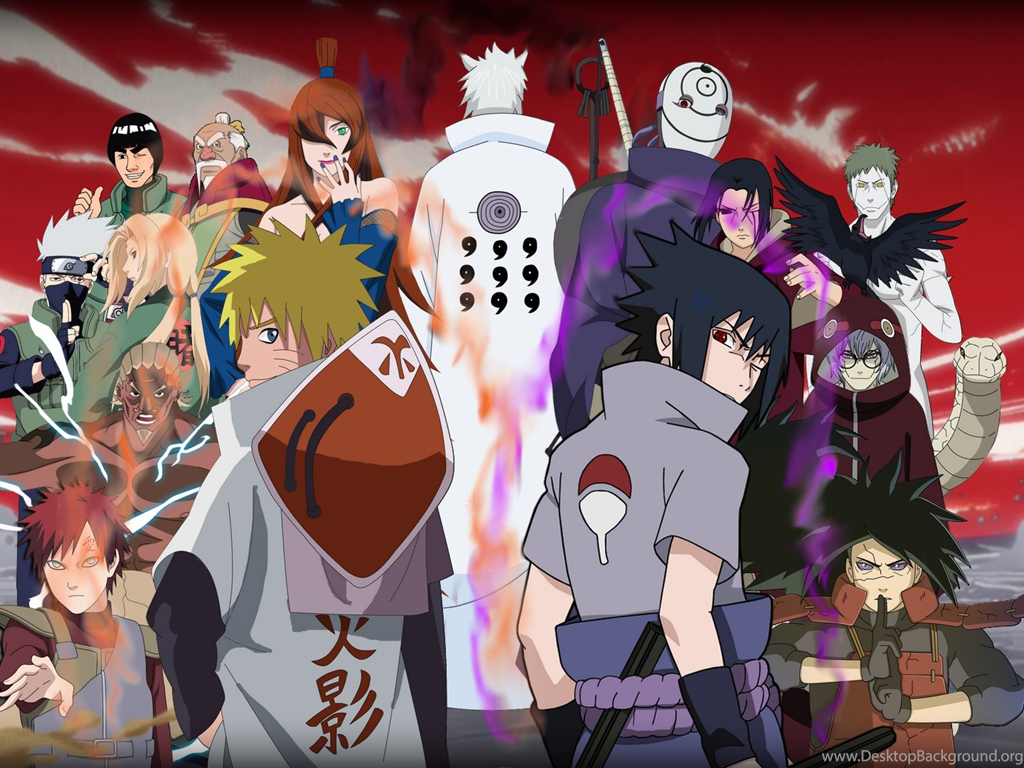 Gambar Wallpapers Naruto Keren Naruto Shippuden 1024x768 Download Hd Wallpaper Wallpapertip