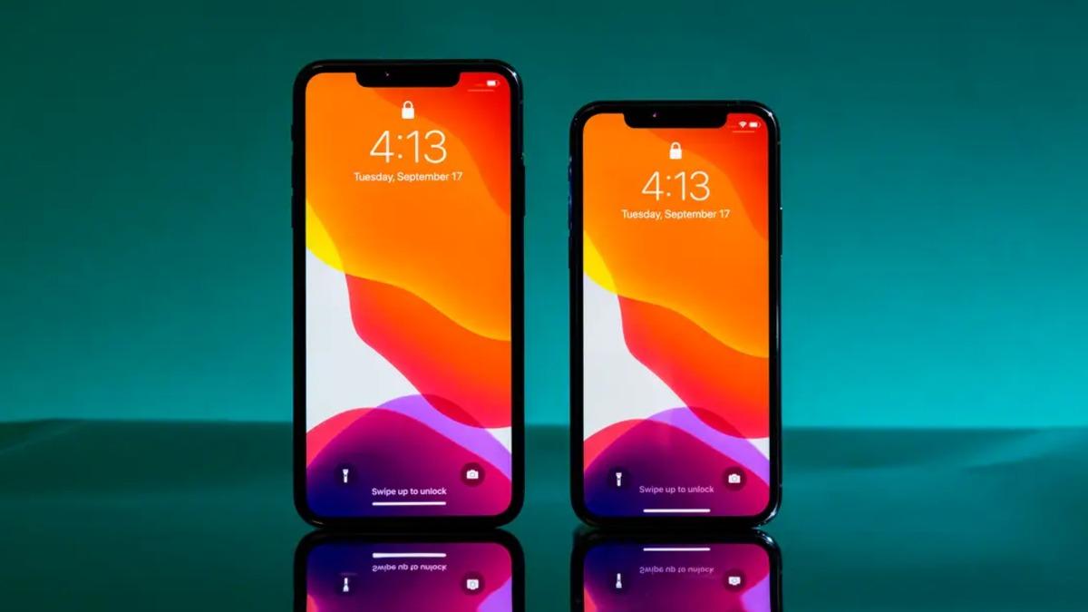 Iphone Ios 14 1200x675 Download Hd Wallpaper Wallpapertip
