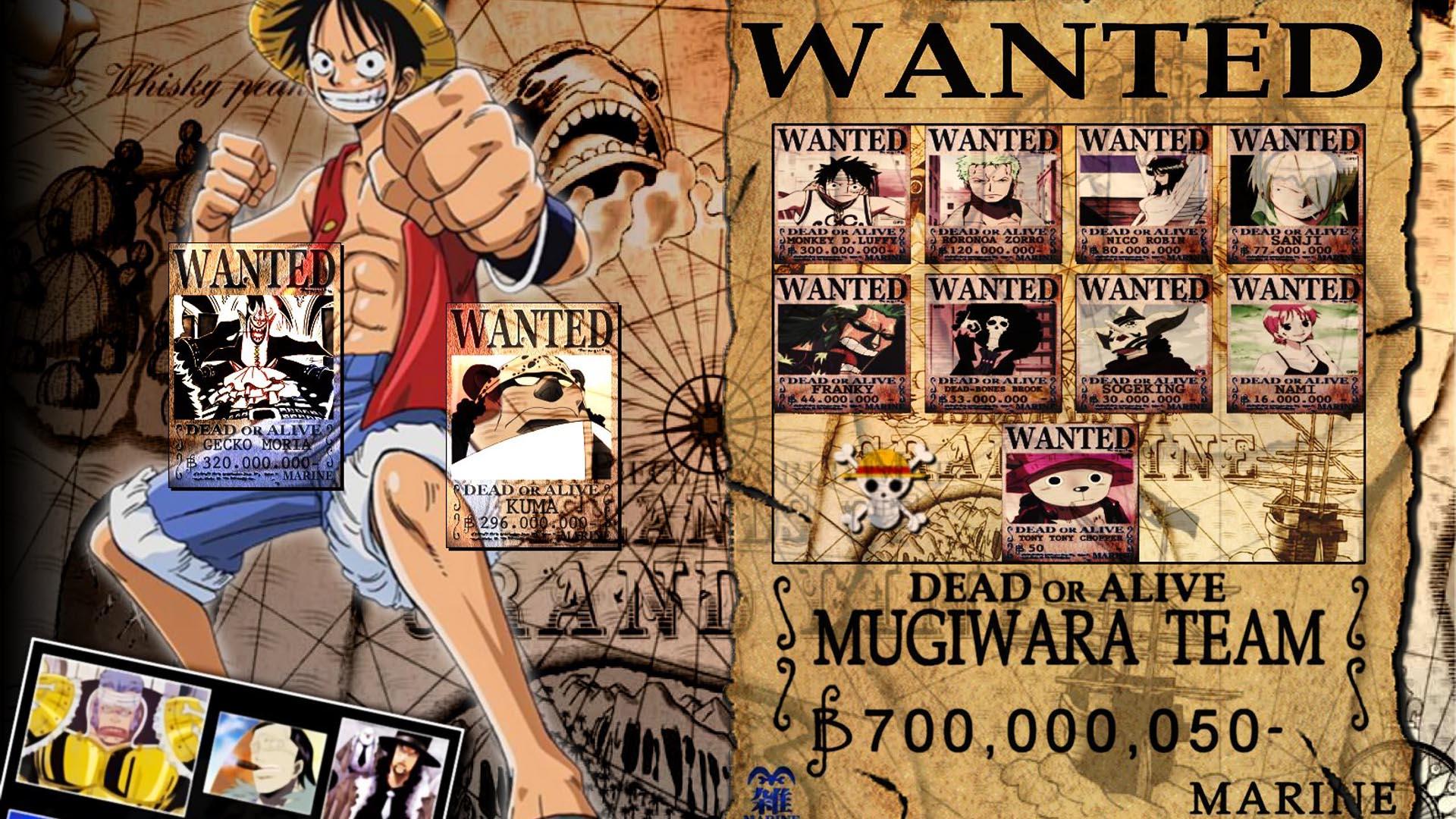 One Piece Windows 10 Theme Themepack Me One Piece Wallpaper Bounty 1920x1080 Download Hd Wallpaper Wallpapertip