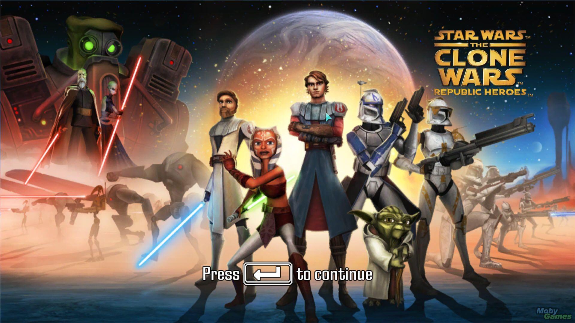 Star Wars The Clone Wars Desktop 1920x1080 Download Hd Wallpaper Wallpapertip