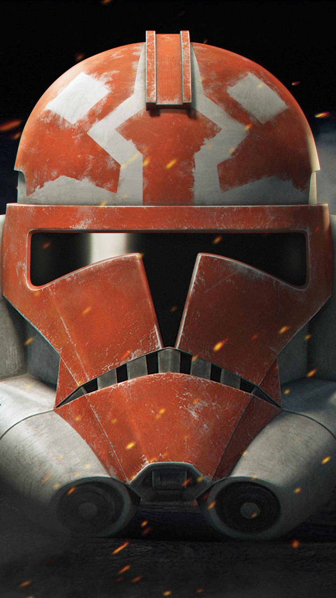 Star Wars The Clone Wars Season 7 1080x1920 Download Hd Wallpaper Wallpapertip