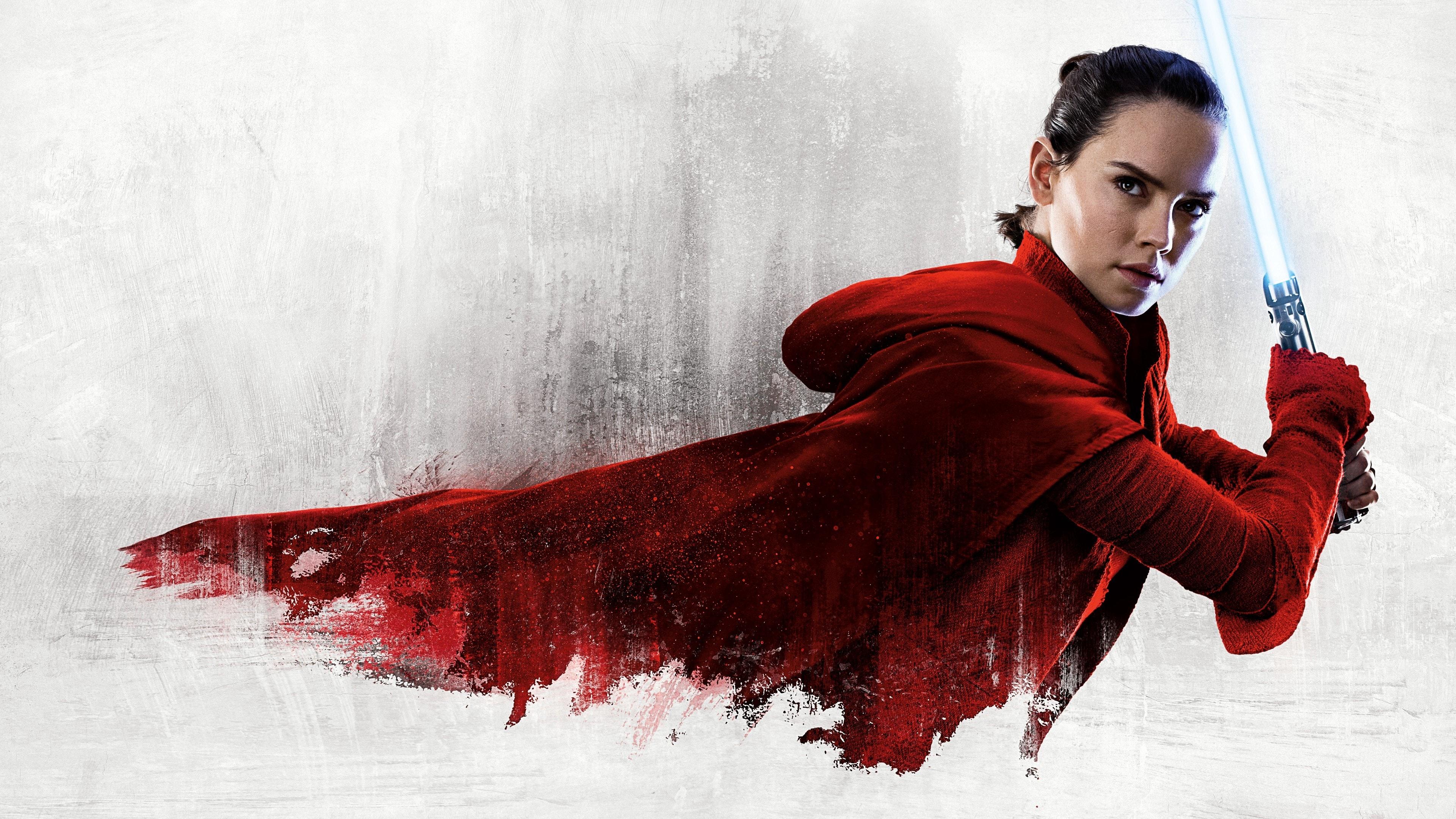 Star Wars Rey Wallpaper 4k 3840x2160 Download Hd Wallpaper Wallpapertip