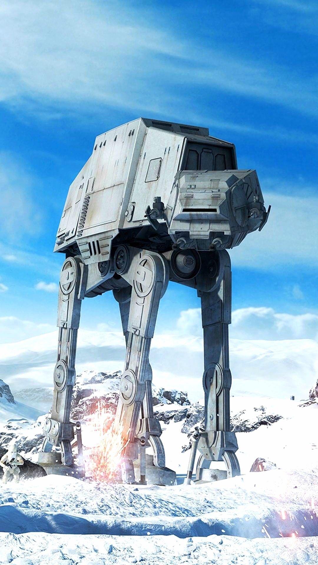 Star Wars At At Iphone 1080x1920 Download Hd Wallpaper Wallpapertip