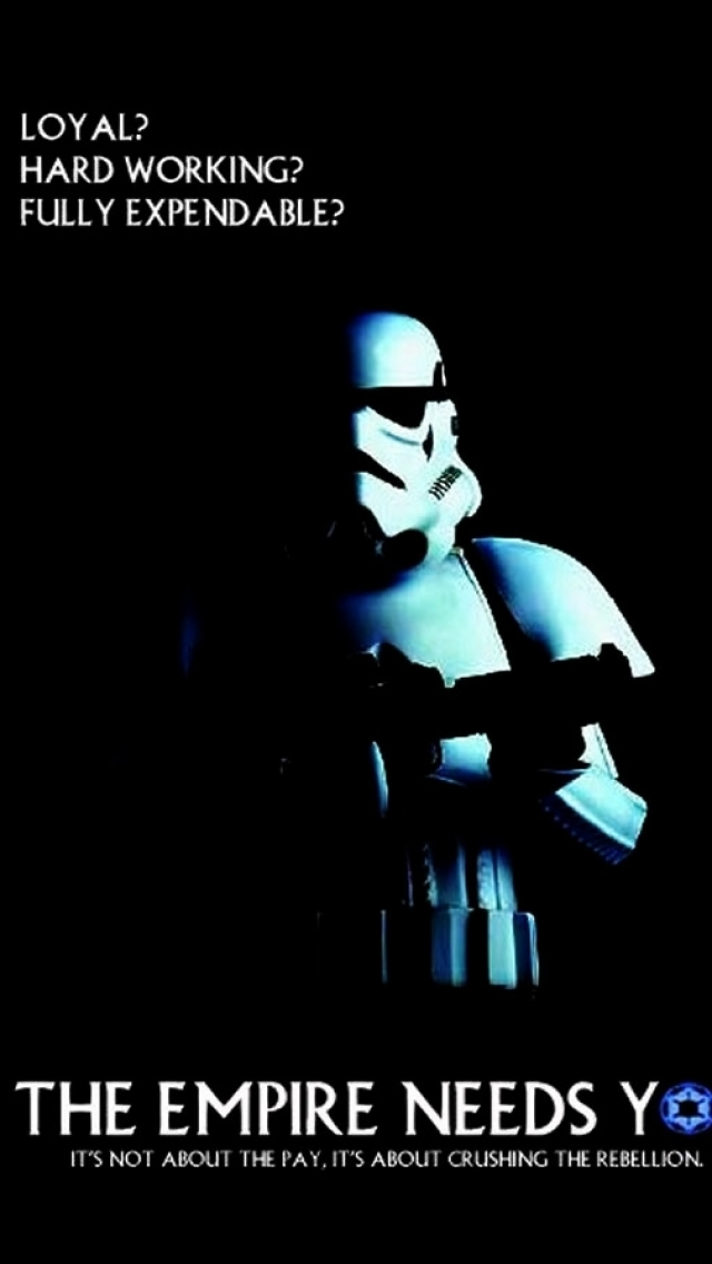 Star Wars Wallpaper For Iphone 5 Funny Star Wars Wallpaper Pc 640x1136 Download Hd Wallpaper Wallpapertip