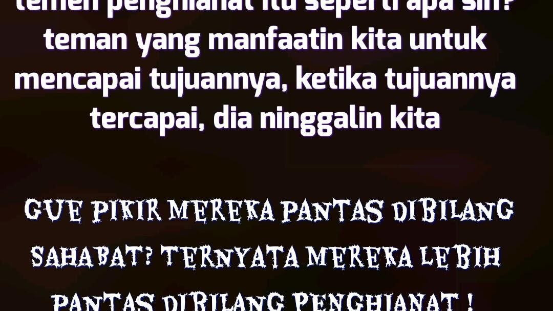 Kata Kata Sindiran Buat Teman Munafik Bahasa Jawa 1080x607 Download Hd Wallpaper Wallpapertip