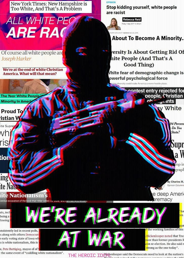 Fashwave Vaporwave War Weapon Mask Propaganda Fashwave Propaganda 728x1021 Download Hd Wallpaper Wallpapertip