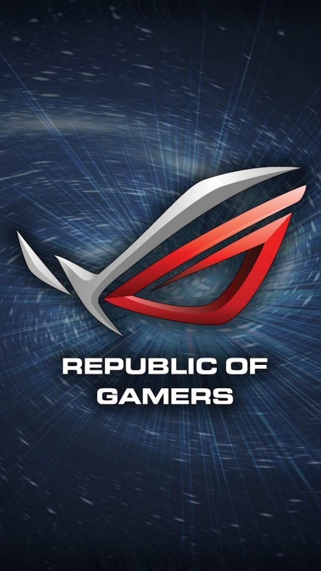 Republik Of Gamers Wallpaper Android 1080x1920 Download Hd Wallpaper Wallpapertip
