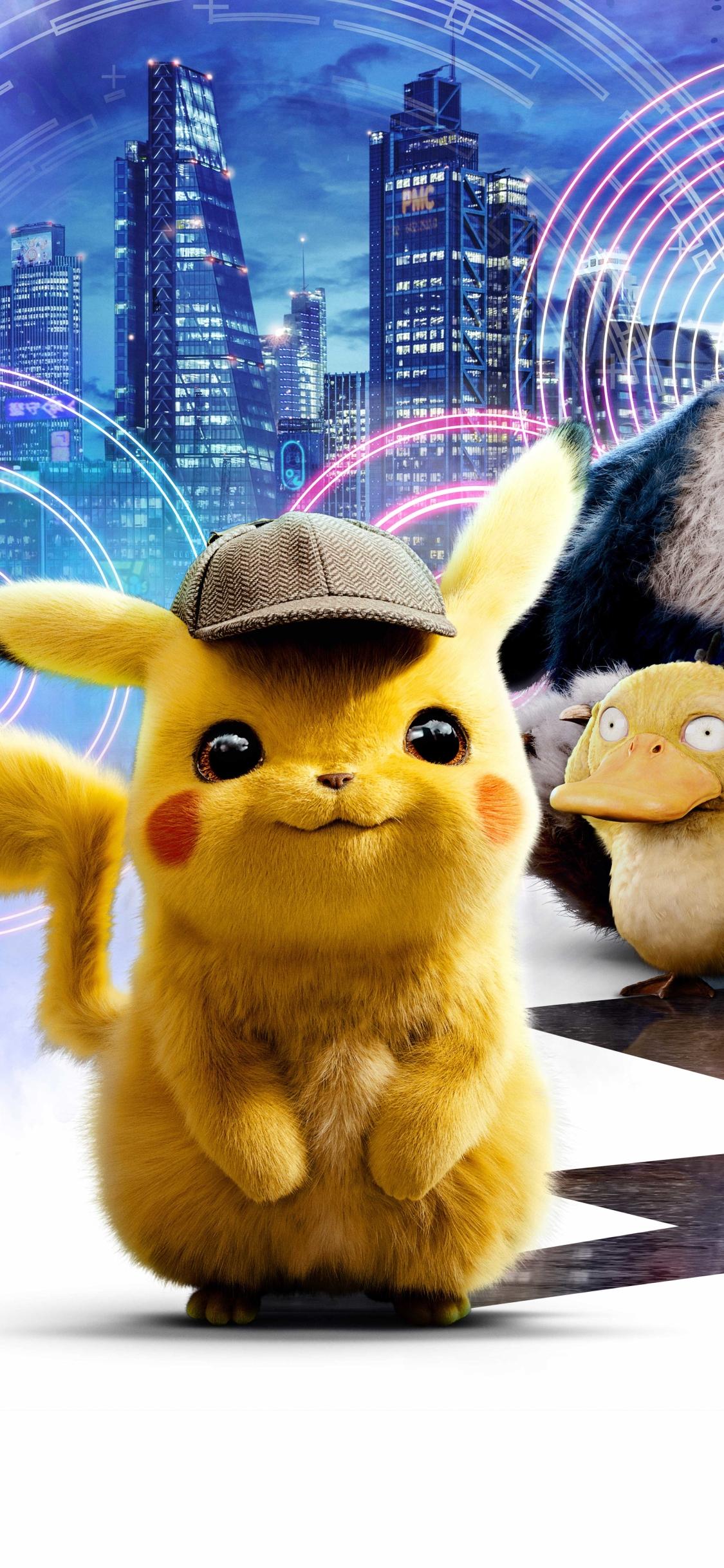 Iphone Pikachu Wallpaper Hd 1125x2436 Download Hd Wallpaper Wallpapertip