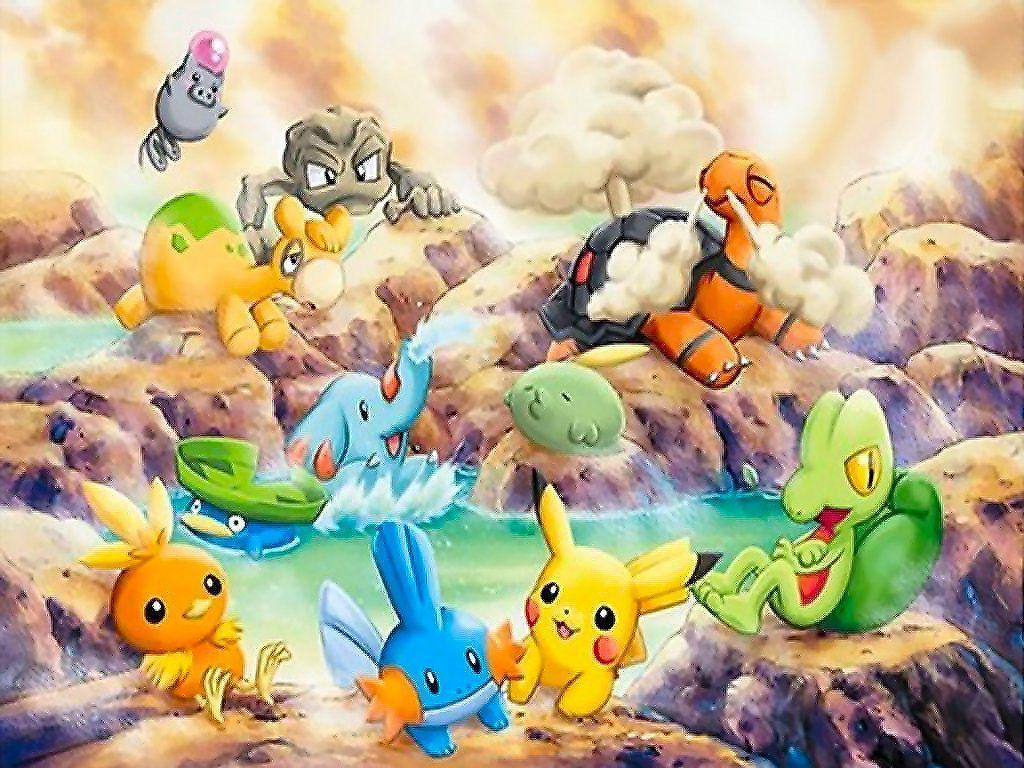 Cool Pokemon Computer Wallpapers