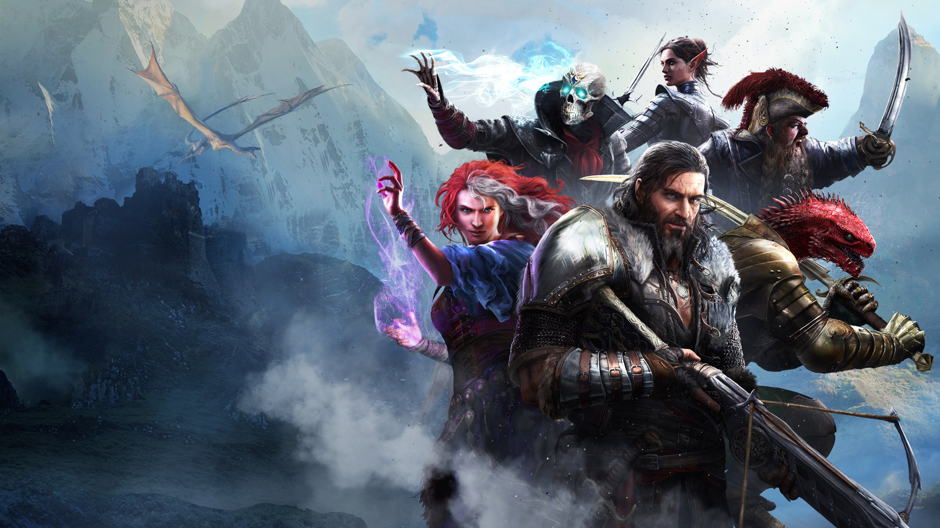 Wallpaper Video Game Divinity Divinity Original Sin 2 1920x1080 Download Hd Wallpaper Wallpapertip