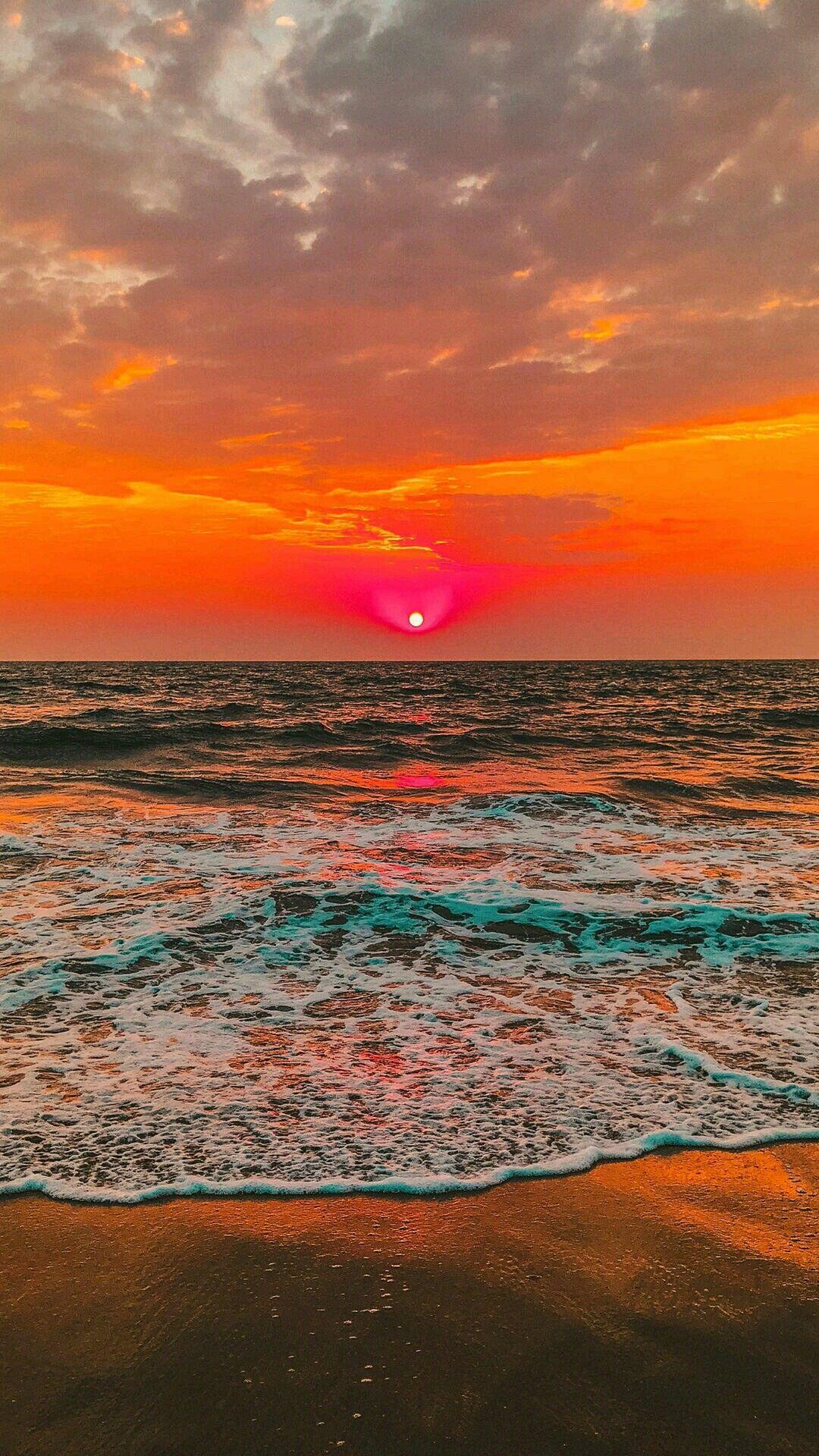 Iphone 11 Wallpaper 4k Sunset 1080x1920 Download Hd Wallpaper Wallpapertip