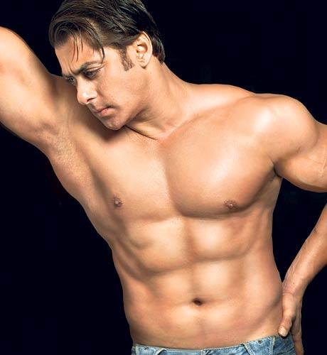 Salman Khan 6 Pack Abs 460x500 Download Hd Wallpaper Wallpapertip
