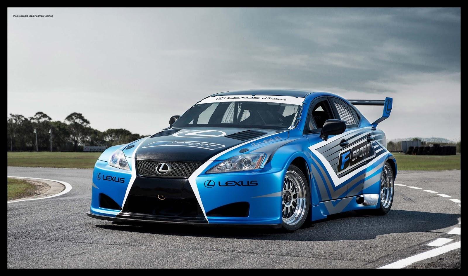 17 172614 mobil sport dengan tampilan keren untuk balap mobil