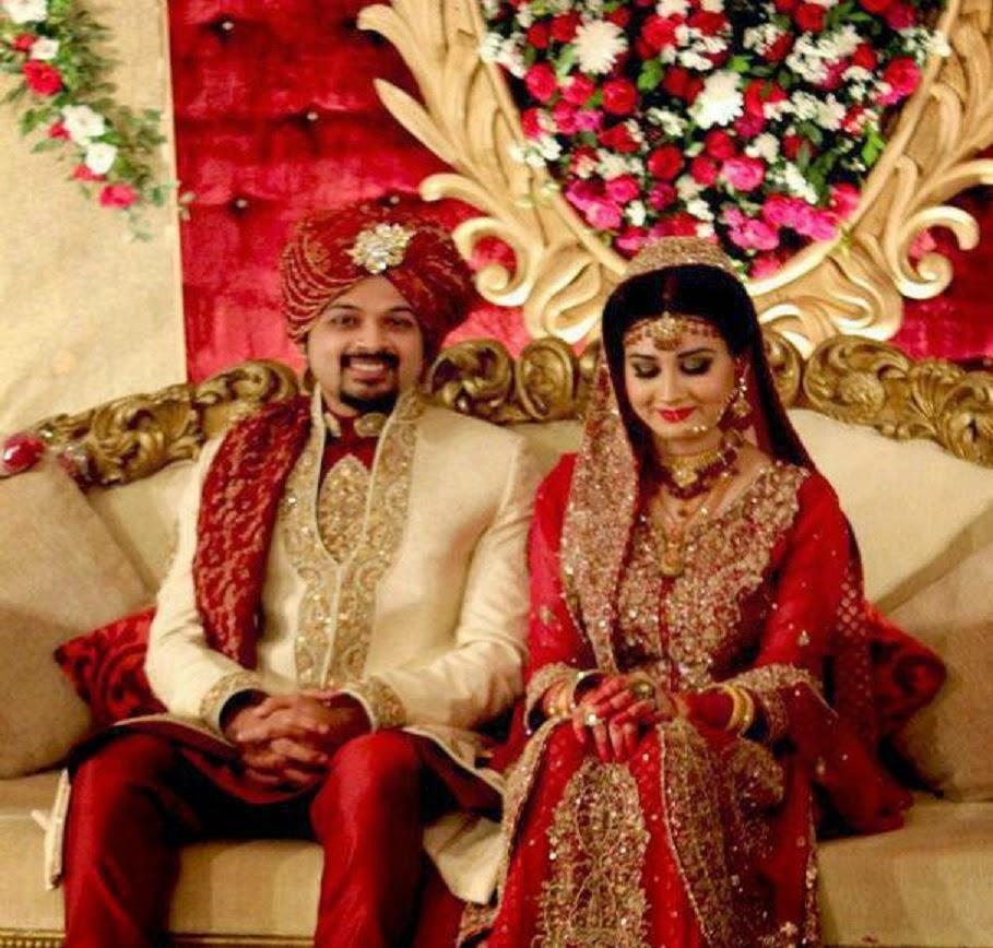 Beautiful Pakistani Bridal Couples Wedding Dresses Beautiful Married Couple Pakistan 909x868 Download Hd Wallpaper Wallpapertip