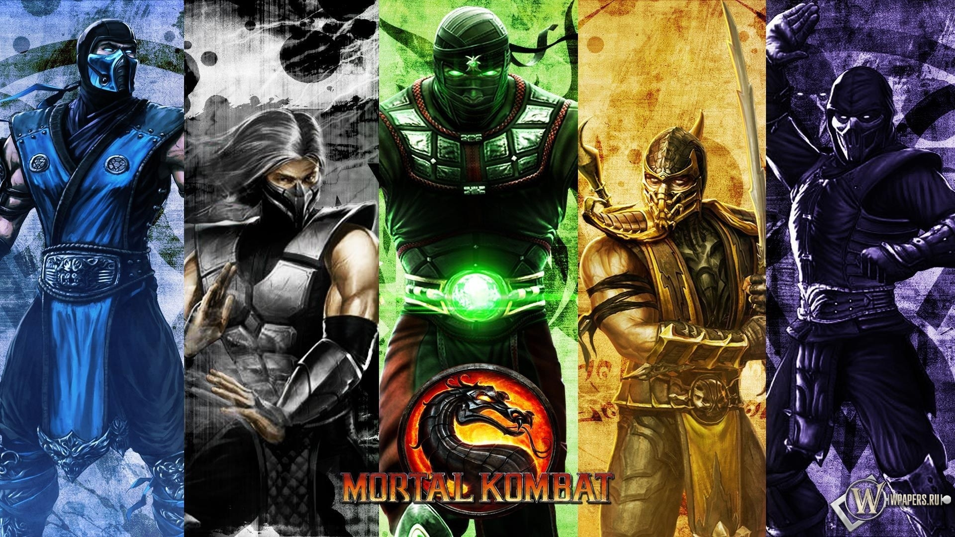 Mortal Kombat Wallpaper Hd 1080p 1280x720 Download Hd