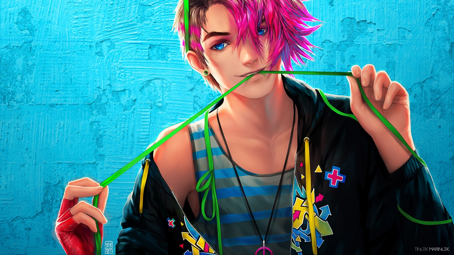 Stylish Anime Boy Profile Picture For Instagram Hd 1920x1080 Download Hd Wallpaper Wallpapertip