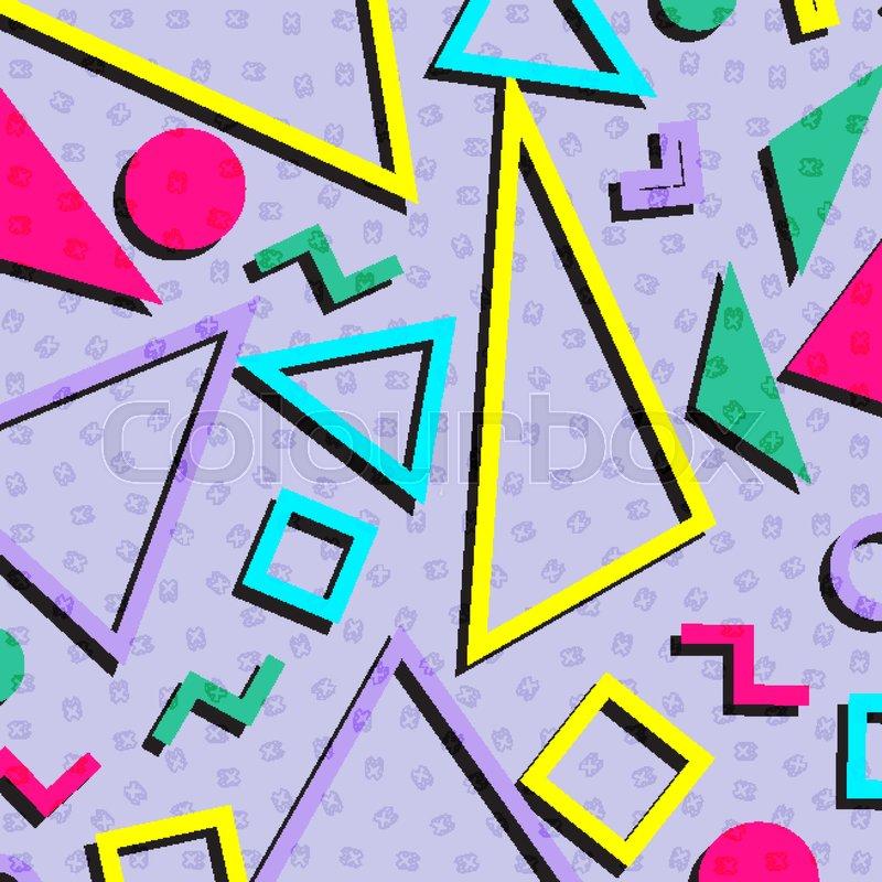 Retro 90s Theme Background 800x800 Download Hd Wallpaper Wallpapertip