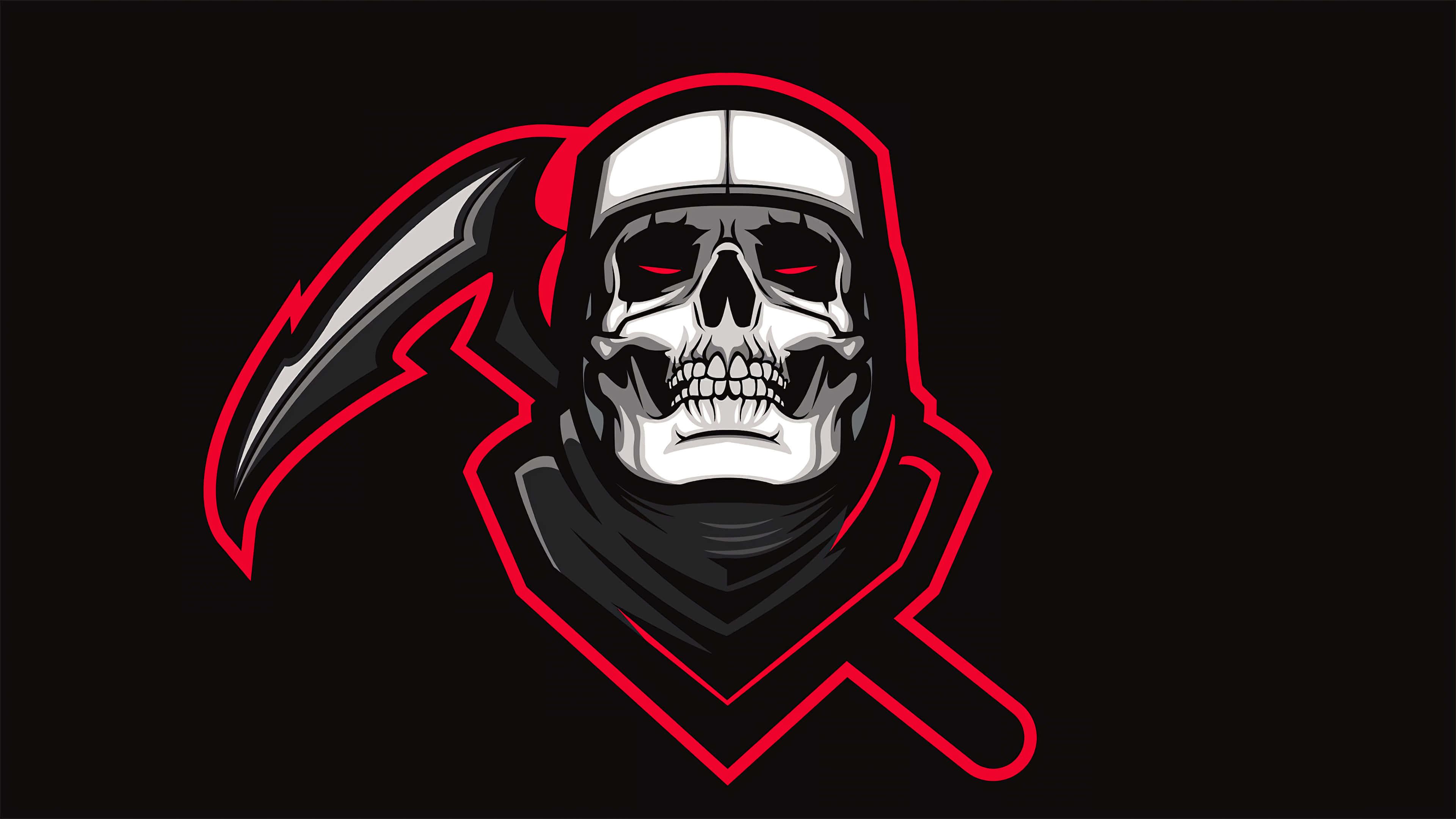 Fortnite Loading Screen Skull Reaper Uhd 4k Wallpaper Fortnite Skull Reaper Loading Screen 3840x2160 Download Hd Wallpaper Wallpapertip