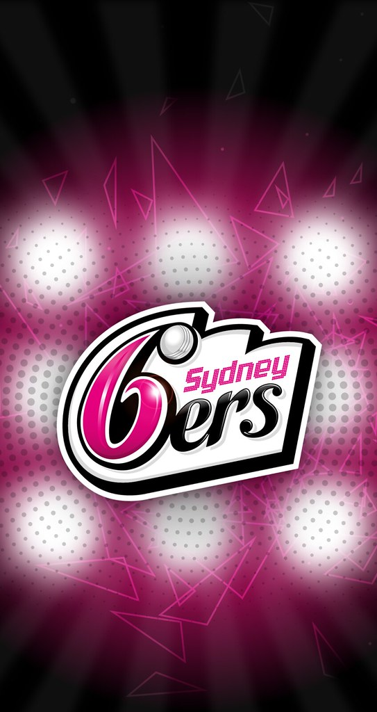 Sydney Sixers Iphone 6 7 8 Wallpaper 543x1024 Download Hd Wallpaper Wallpapertip