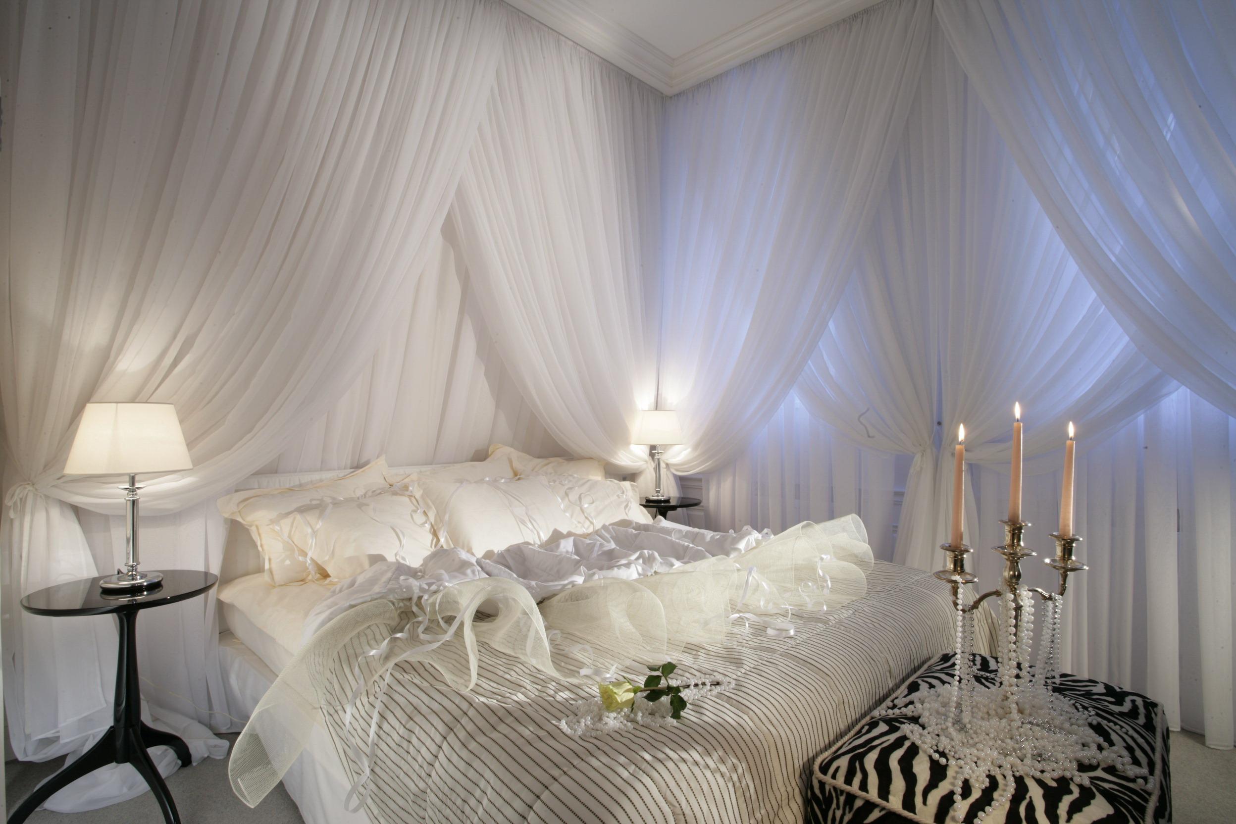 Luxury White Bedroom Ideas Modern Romantic Luxury Bedroom 2496x1664 Download Hd Wallpaper Wallpapertip