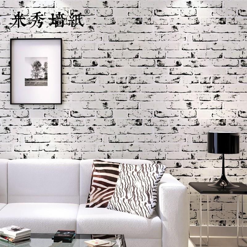 3d Brick Wallpaper Living Room White 800x800 Download Hd Wallpaper Wallpapertip