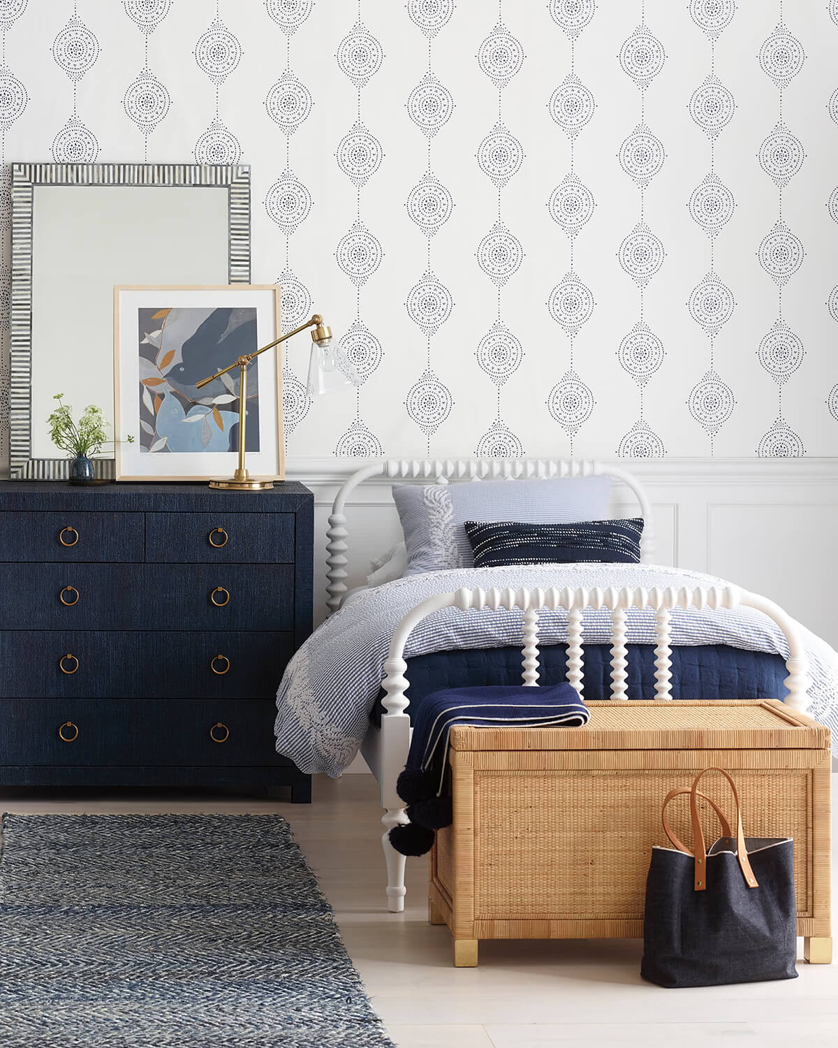 Image of: Adorable Navy Blue Teen Or Guest Room Decor The Court House Hotel 1200×1500 Download Hd Wallpaper Wallpapertip