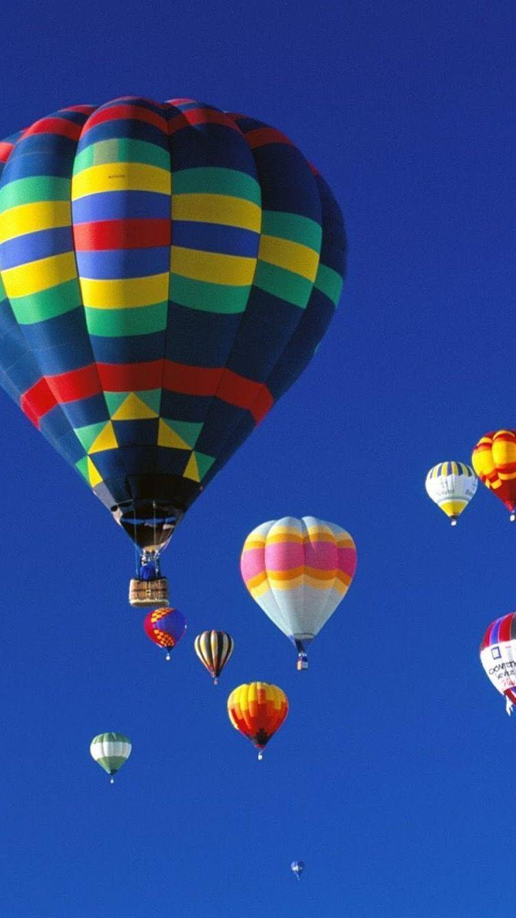 Hd Iphone Wallpaper Hot Air Balloons Hot Air Balloon Phone 750x1334 Download Hd Wallpaper Wallpapertip
