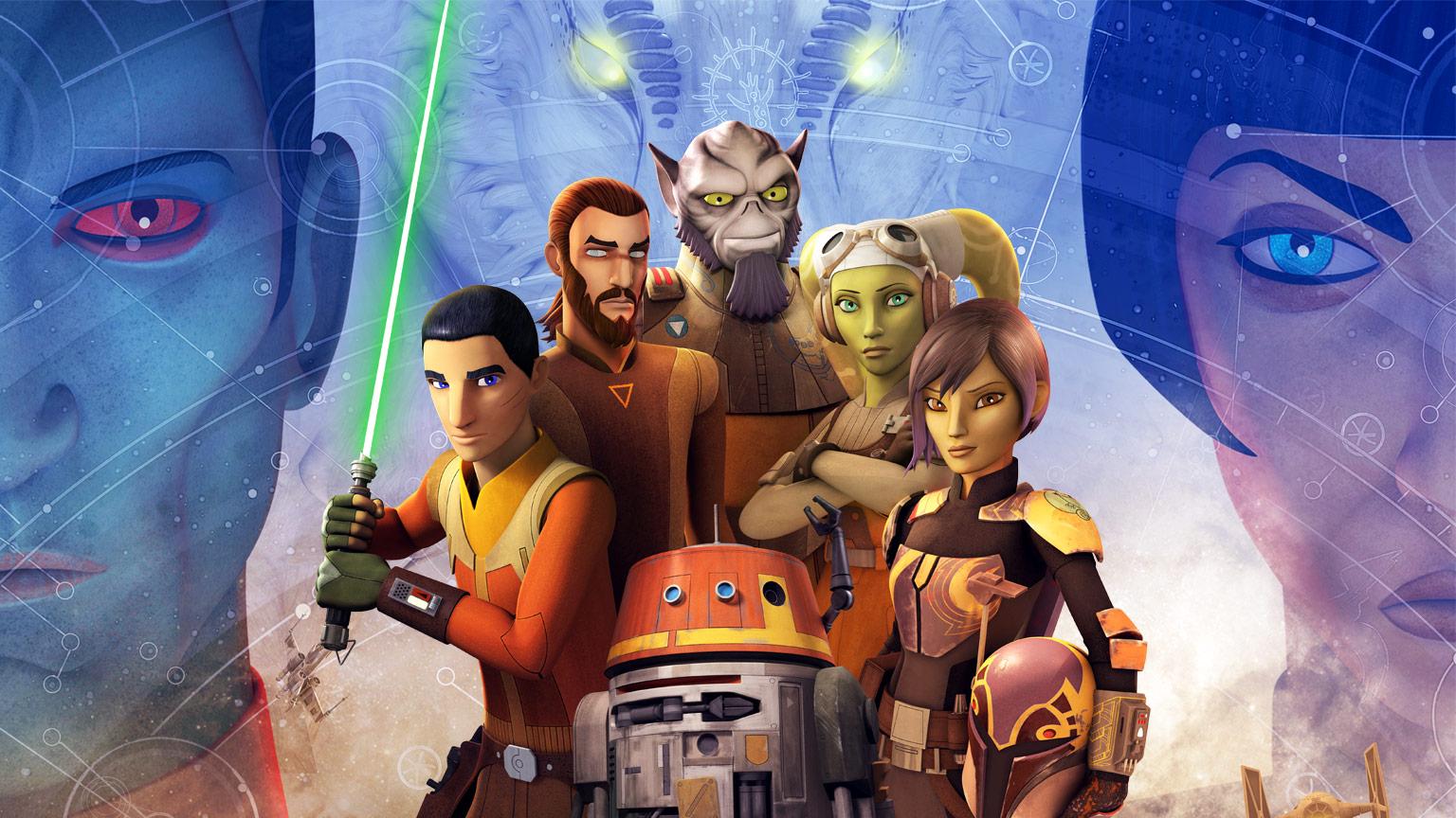 Star Wars Rebels 1536x864 Download Hd Wallpaper Wallpapertip