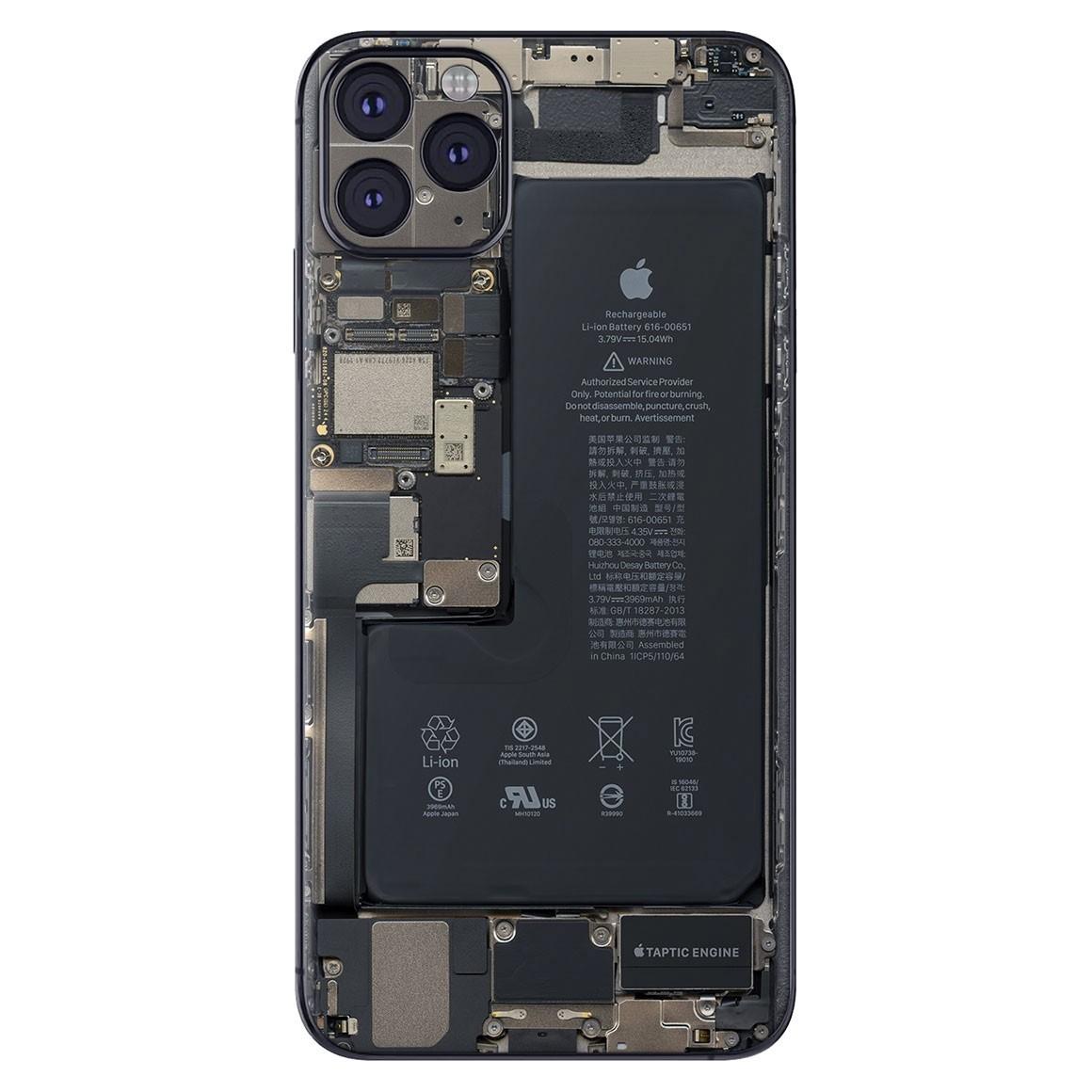 Transparent Series Skins Iphone 11 Pro Max Internal Case 1160x1160 Download Hd Wallpaper Wallpapertip