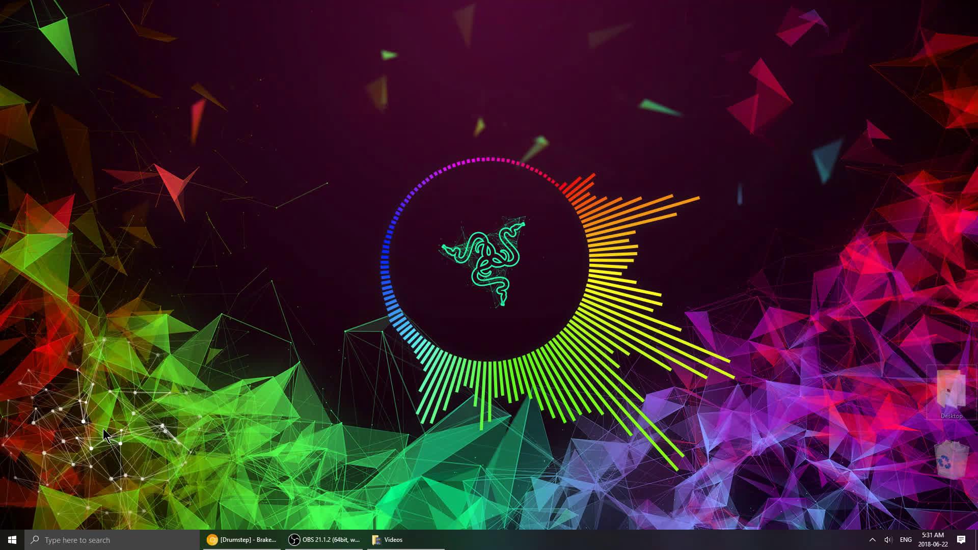 Razer Wallpaper Wallpaper Engine Audio Visualizer ...
