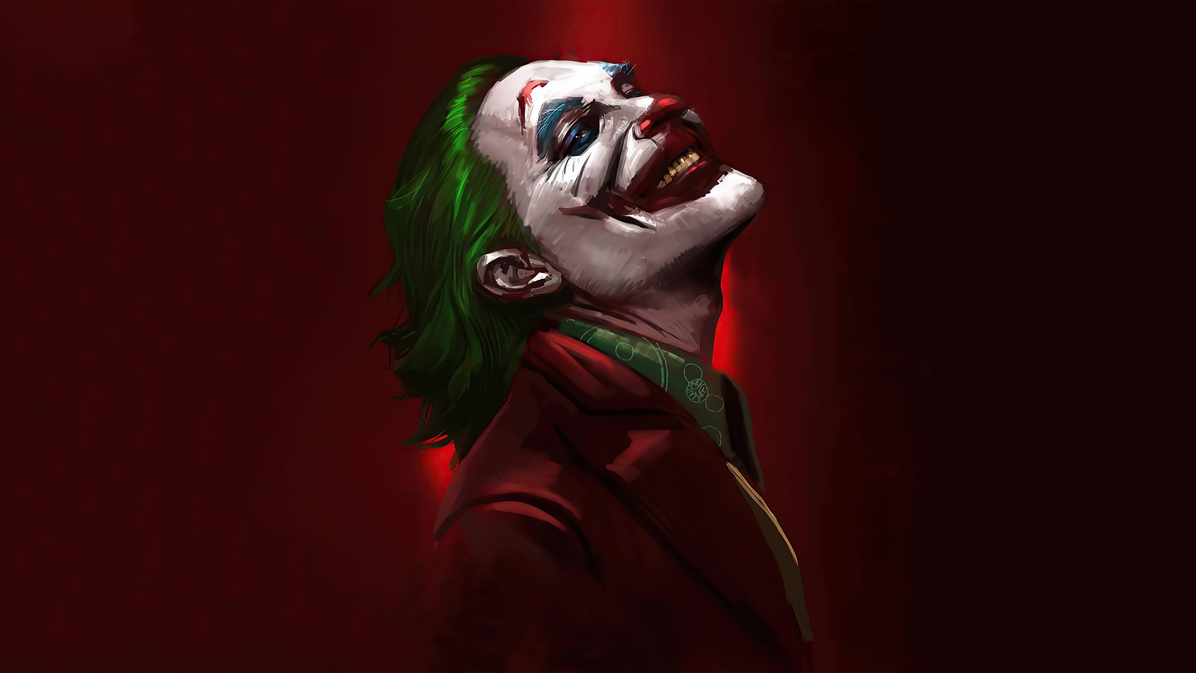 Joker Tired Of Trying - 3840x2160 ...