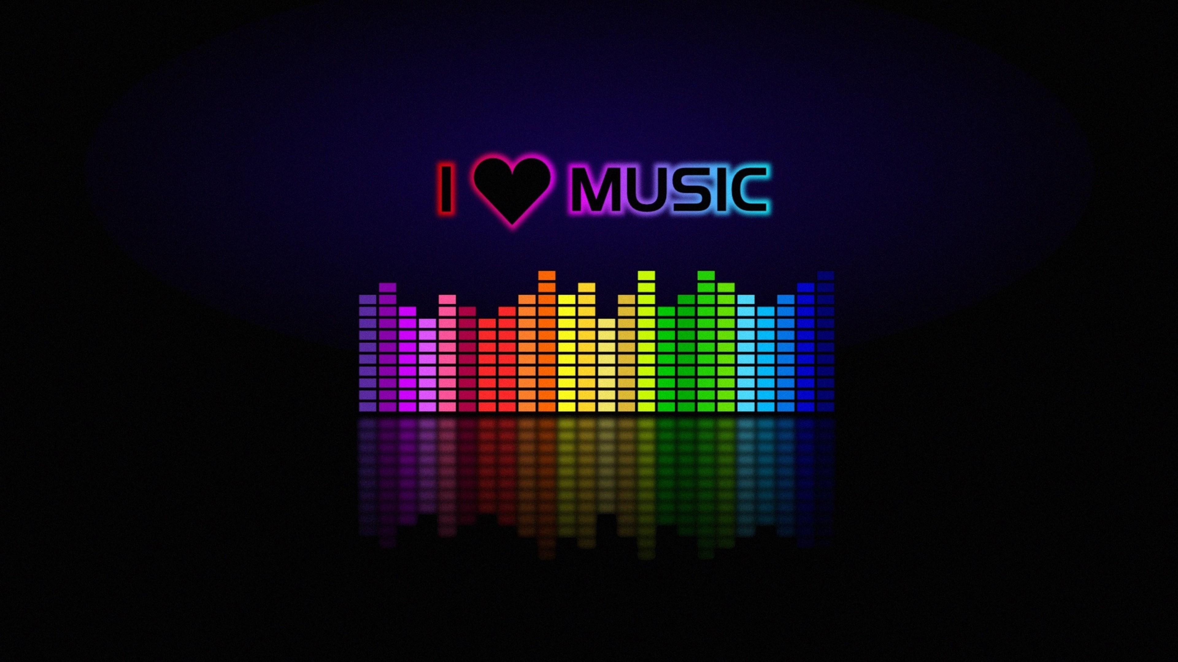 4k Ultra Hd Music Wallpaper 4k - 3840x2160 - Download HD ...