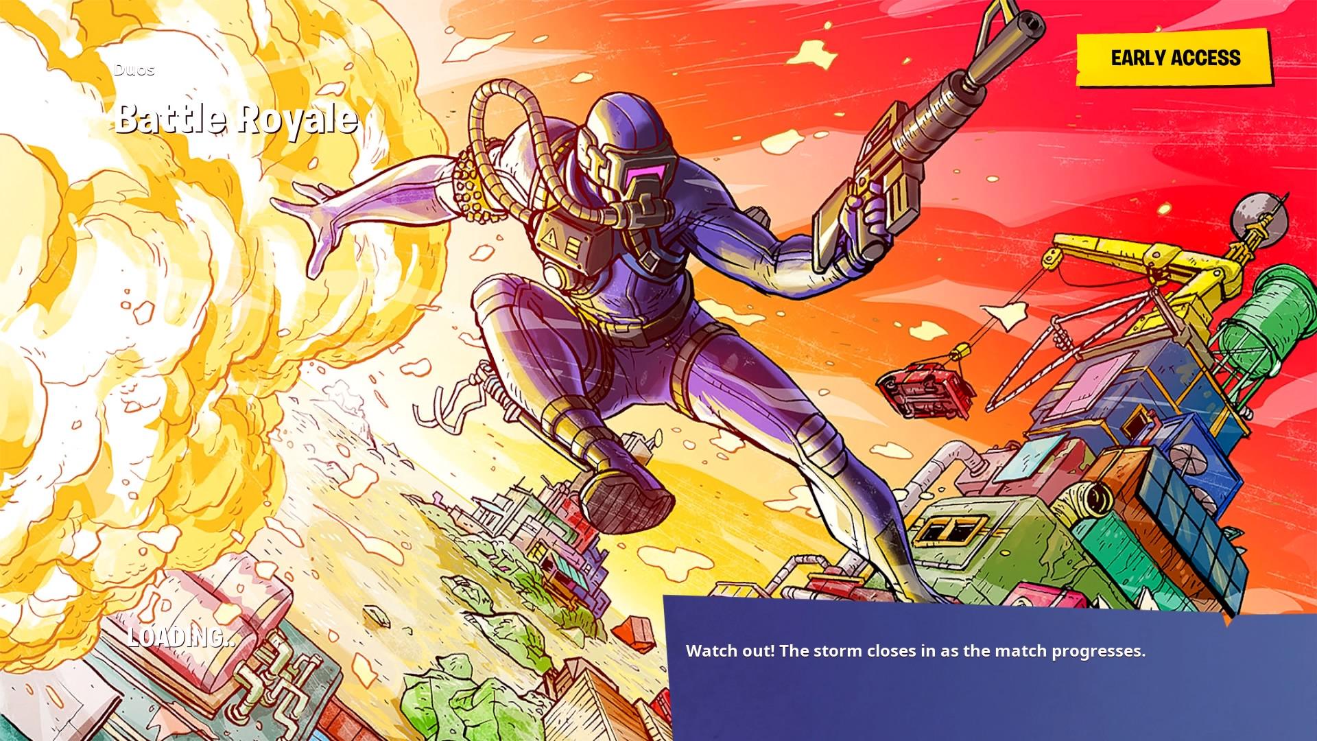 Fortnite Chapter 2 Season 3 Loading Screen Wallpaper Deep Fortnite Loading Screen 1920x1080 Download Hd Wallpaper Wallpapertip