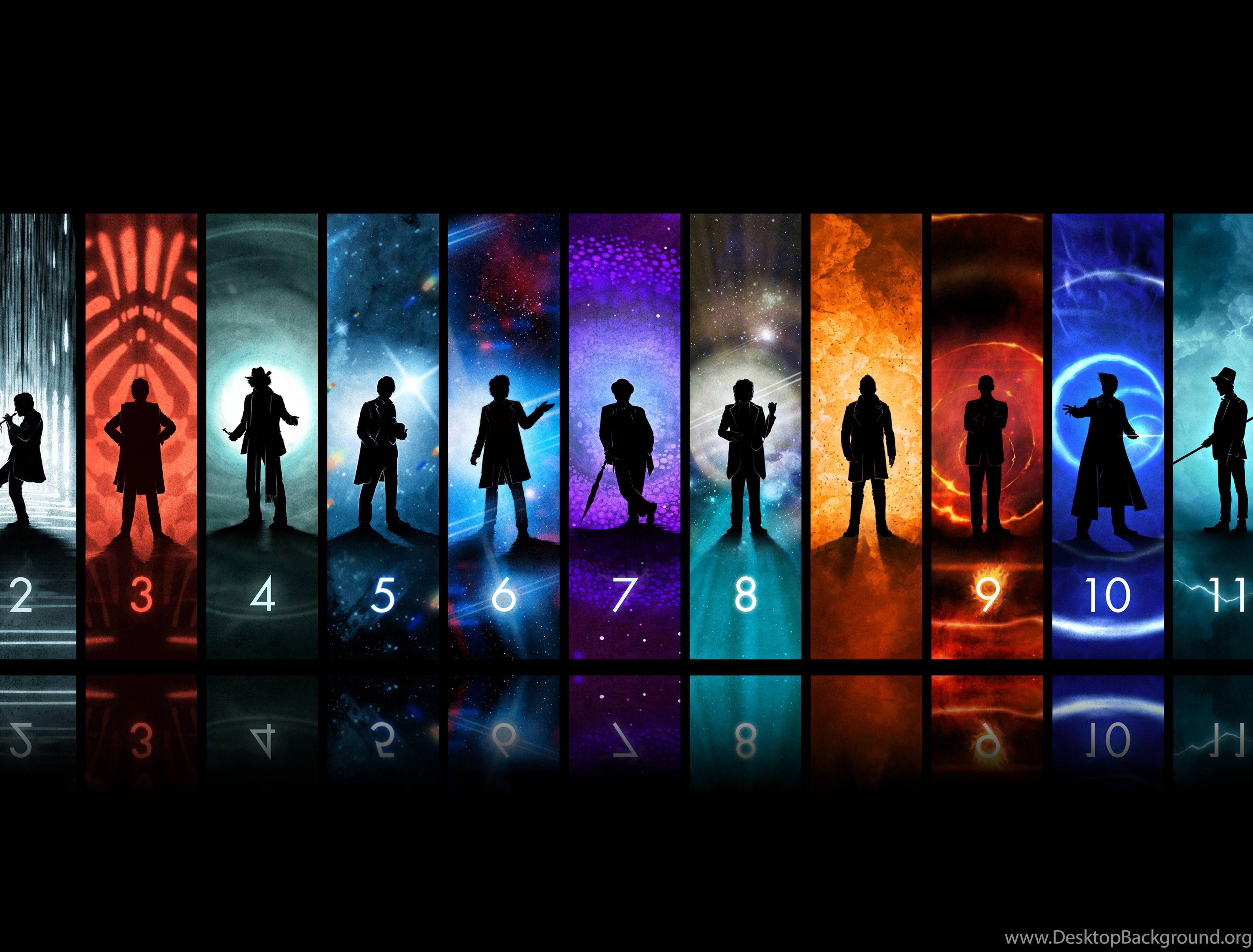 4k Dual Screen Wallpaper Picserio Doctor Who Cover 4096x3112 Download Hd Wallpaper Wallpapertip
