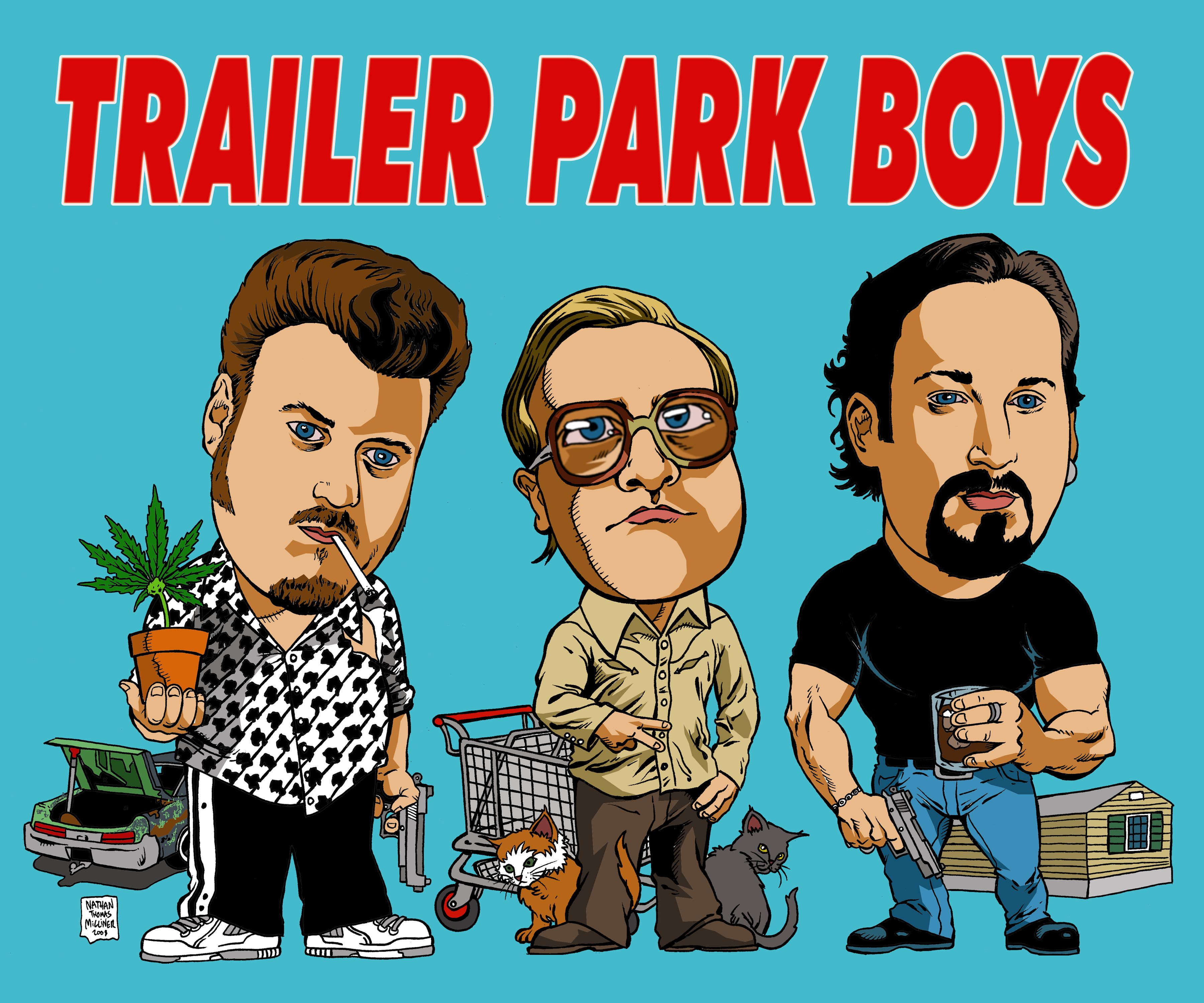 Trailer Park Boys Wallpapers Trailer Park Boys Wallpaper 4k 3600x3000 Download Hd Wallpaper Wallpapertip