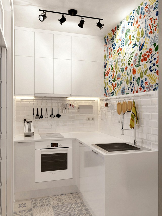 Kitchen Design Ideas Wallpaper Inspirations Small Kitchen Room Style 640x852 Download Hd Wallpaper Wallpapertip