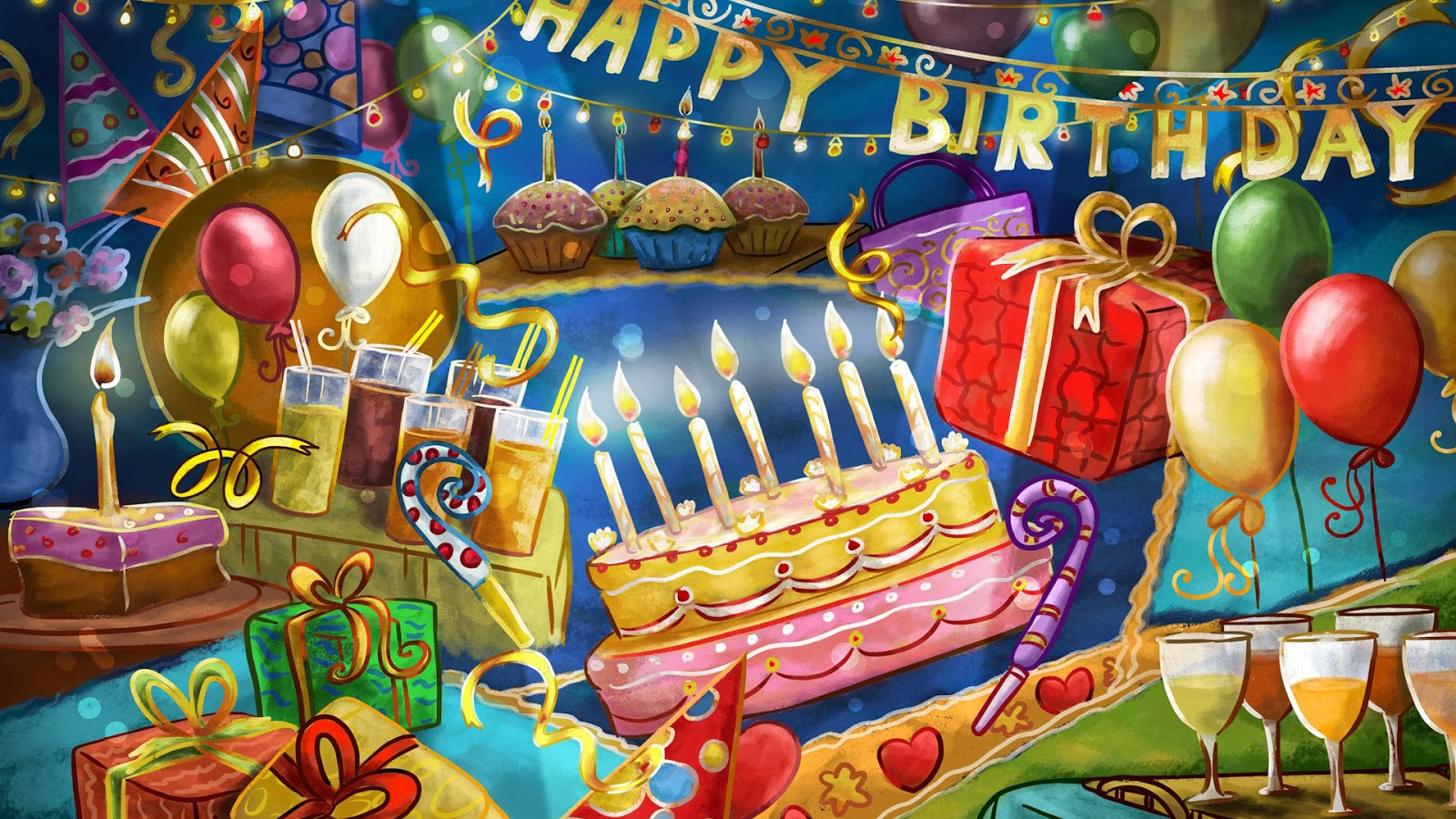 21+ Editing Birthday Background Images Hd 1080P Free Download Images