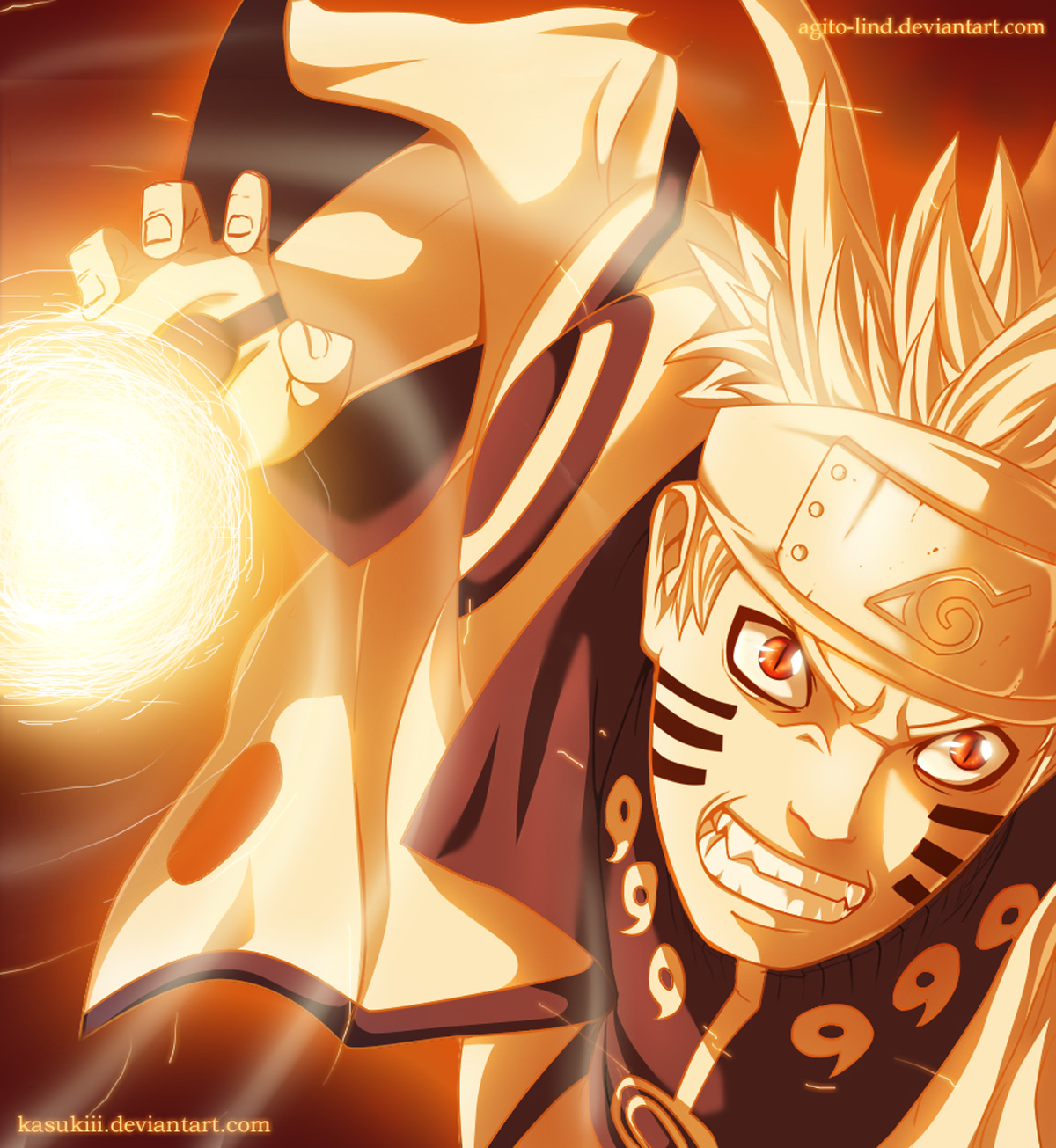 18 188443 naruto full tailed beast mode