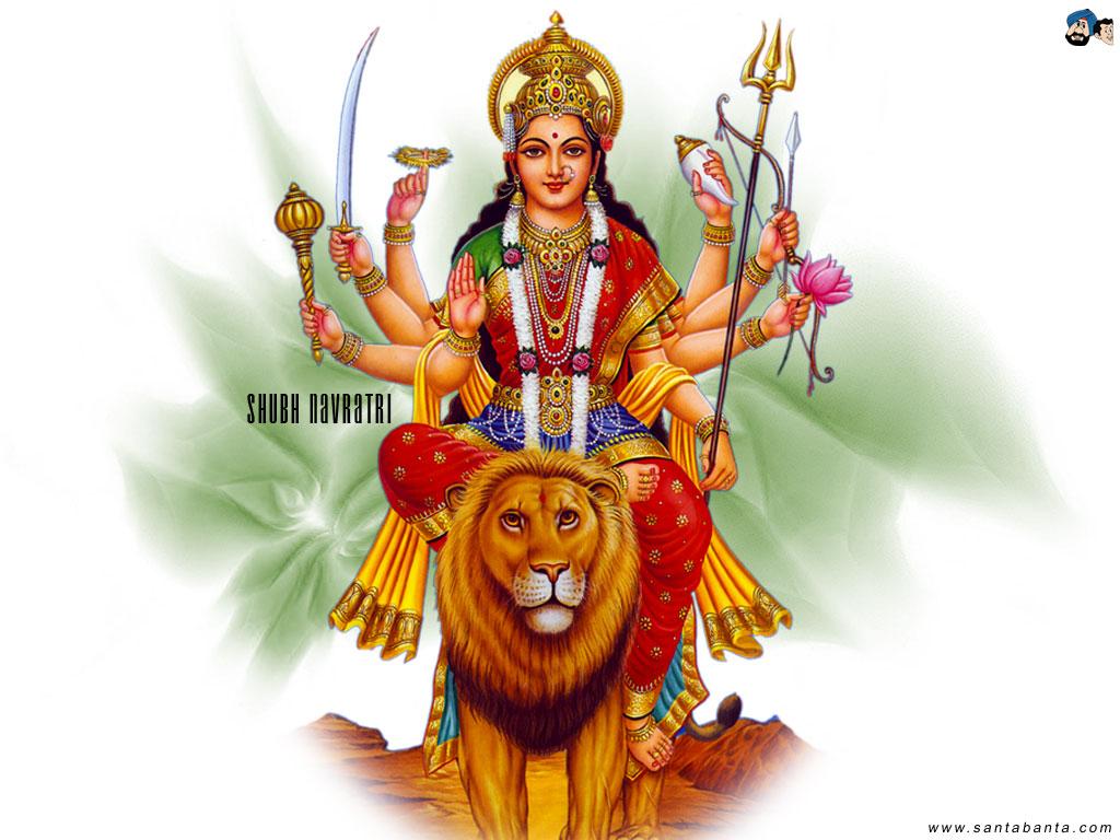 Goddess Durga Maa Durga 1024x768 Download Hd Wallpaper Wallpapertip