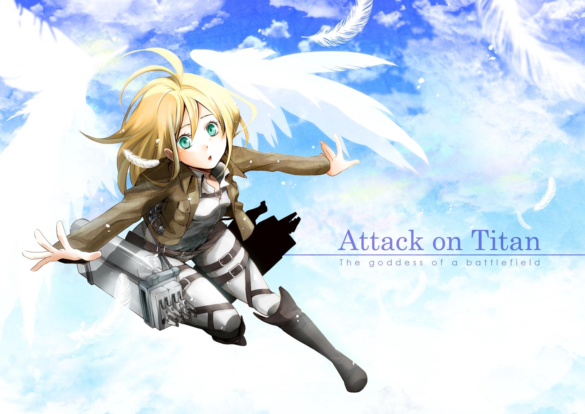 653514 Title Historia Reiss Anime Attack On Titan Historia Reiss Wallpaper Hd 2000x1414 Download Hd Wallpaper Wallpapertip