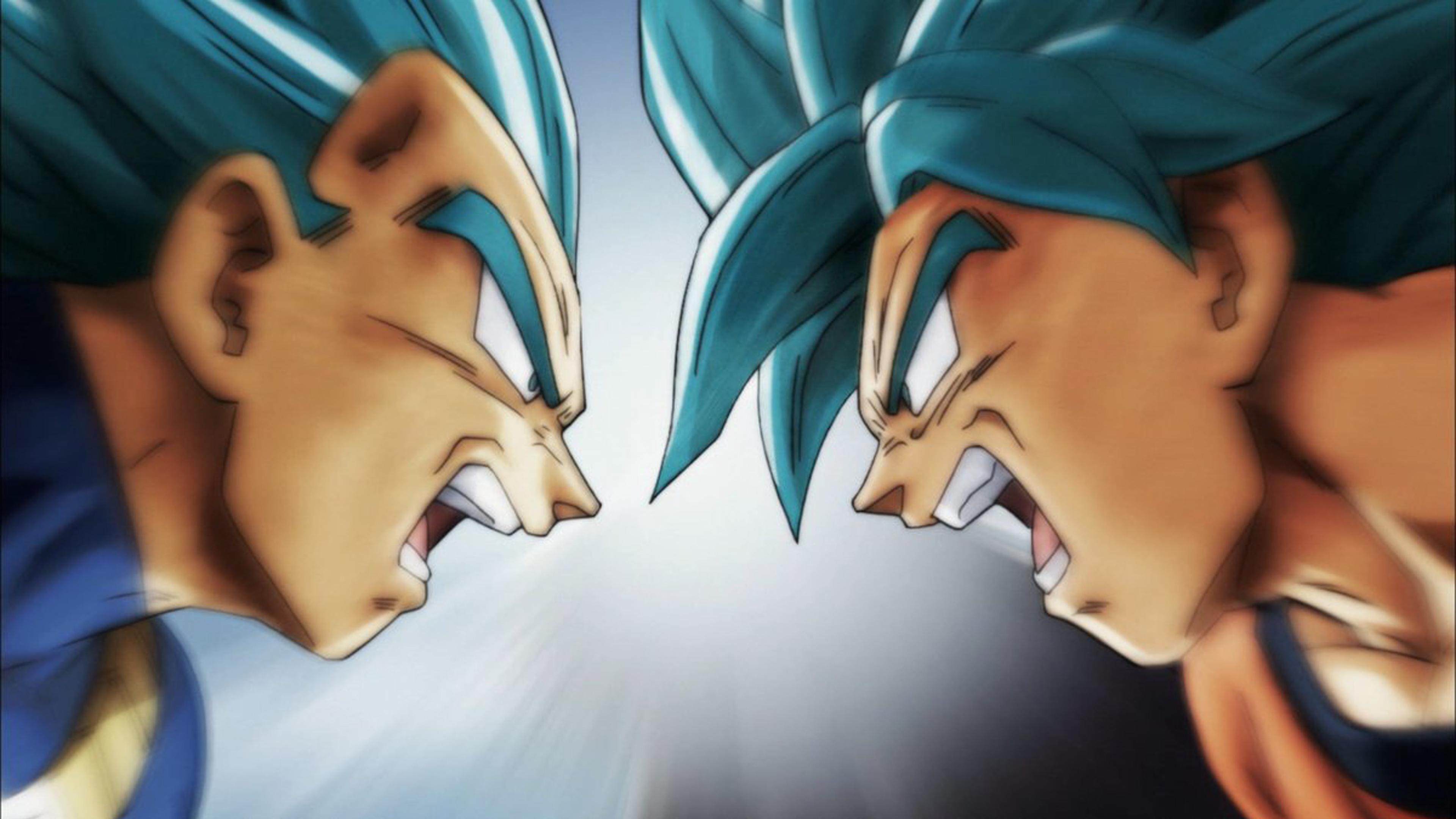 Dragon Ball Super Goku And Vegeta 3840x2160 Download Hd Wallpaper Wallpapertip