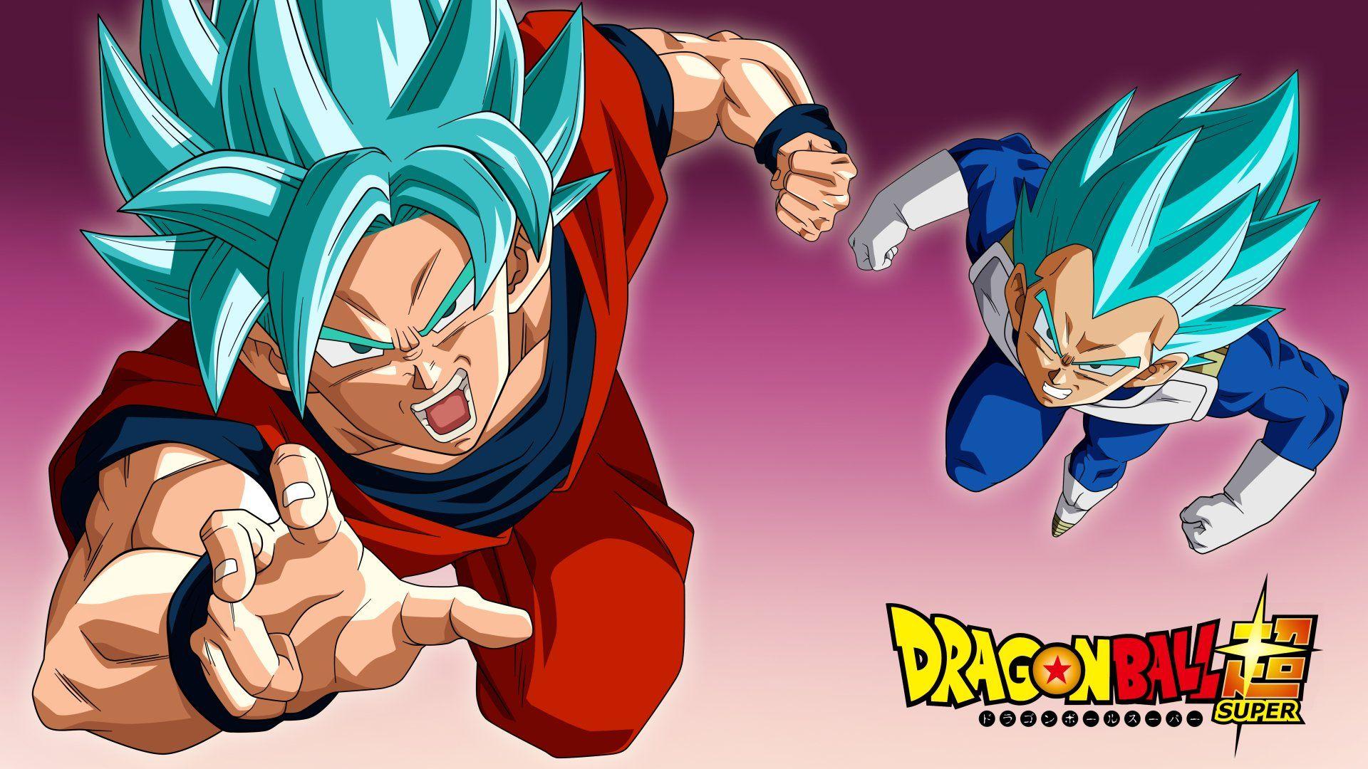 Dragon Ball Super Goku And Vegeta 1920x1080 Download Hd Wallpaper Wallpapertip