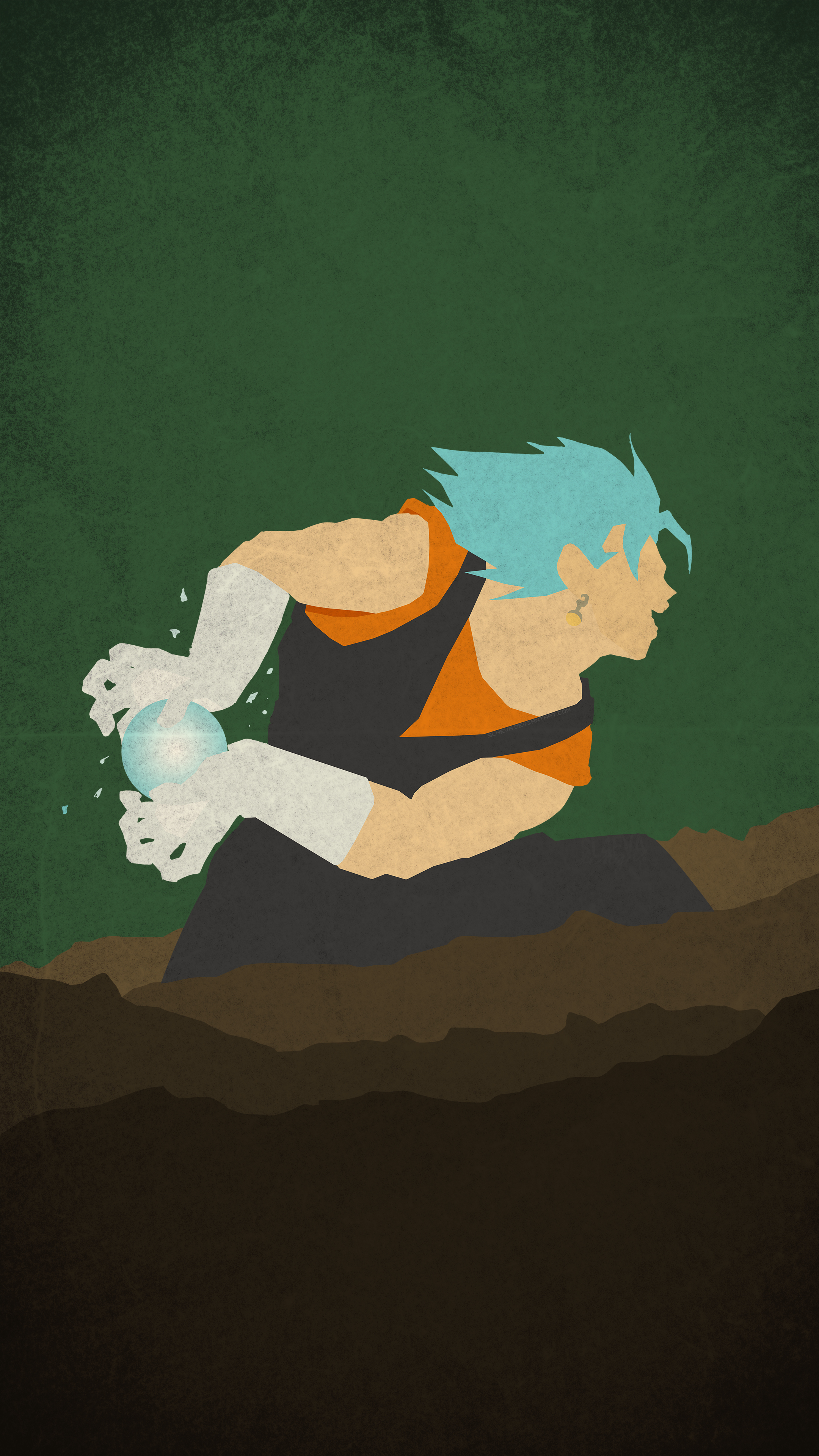 Minimalist Dragon Ball Wallpaper Phone 2160x3840 Download Hd Wallpaper Wallpapertip