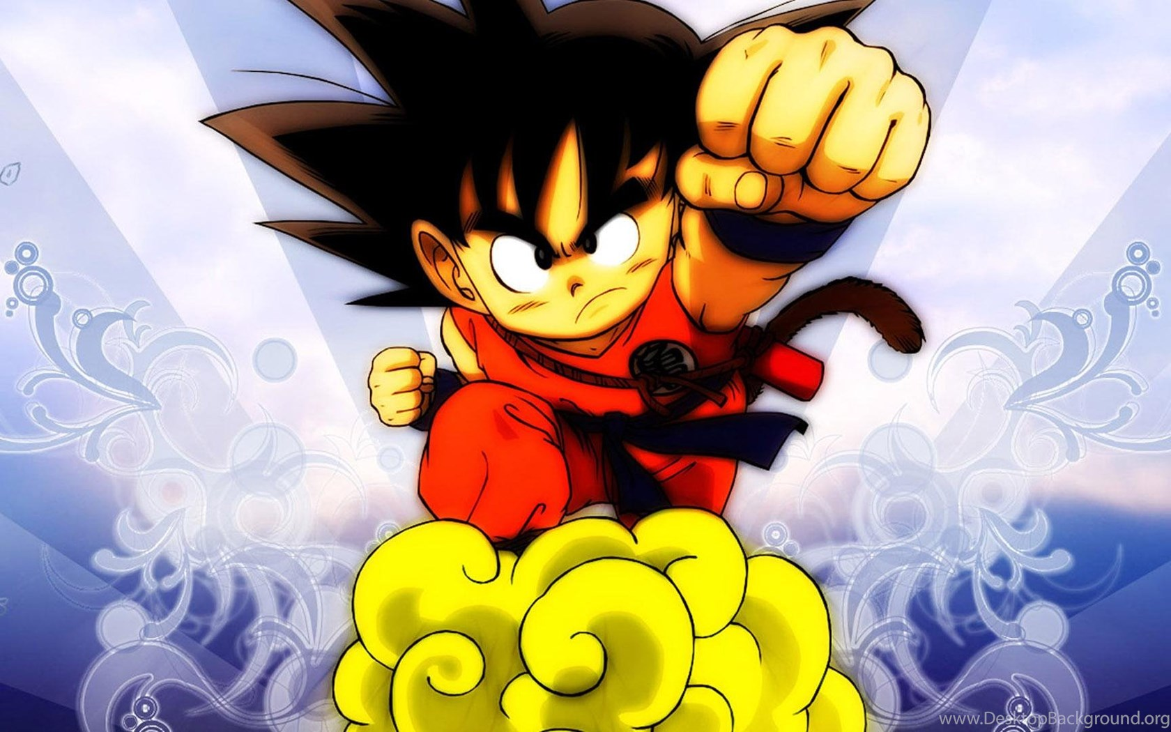 Dragon Ball Gt Wallpapers Full Hd Wallpapers Search Kid Goku 1680x1050 Download Hd Wallpaper Wallpapertip